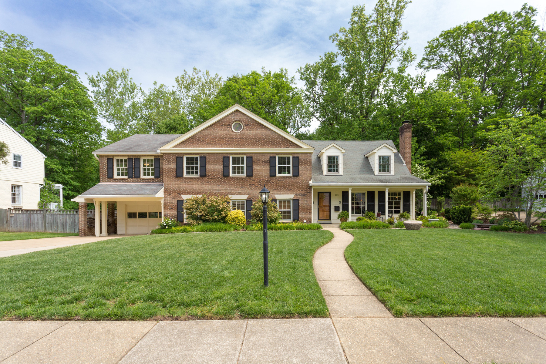 Single Family Home for Sale at 902 Emerald Drive, Alexandria Alexandria, Virginia, 22308 United States