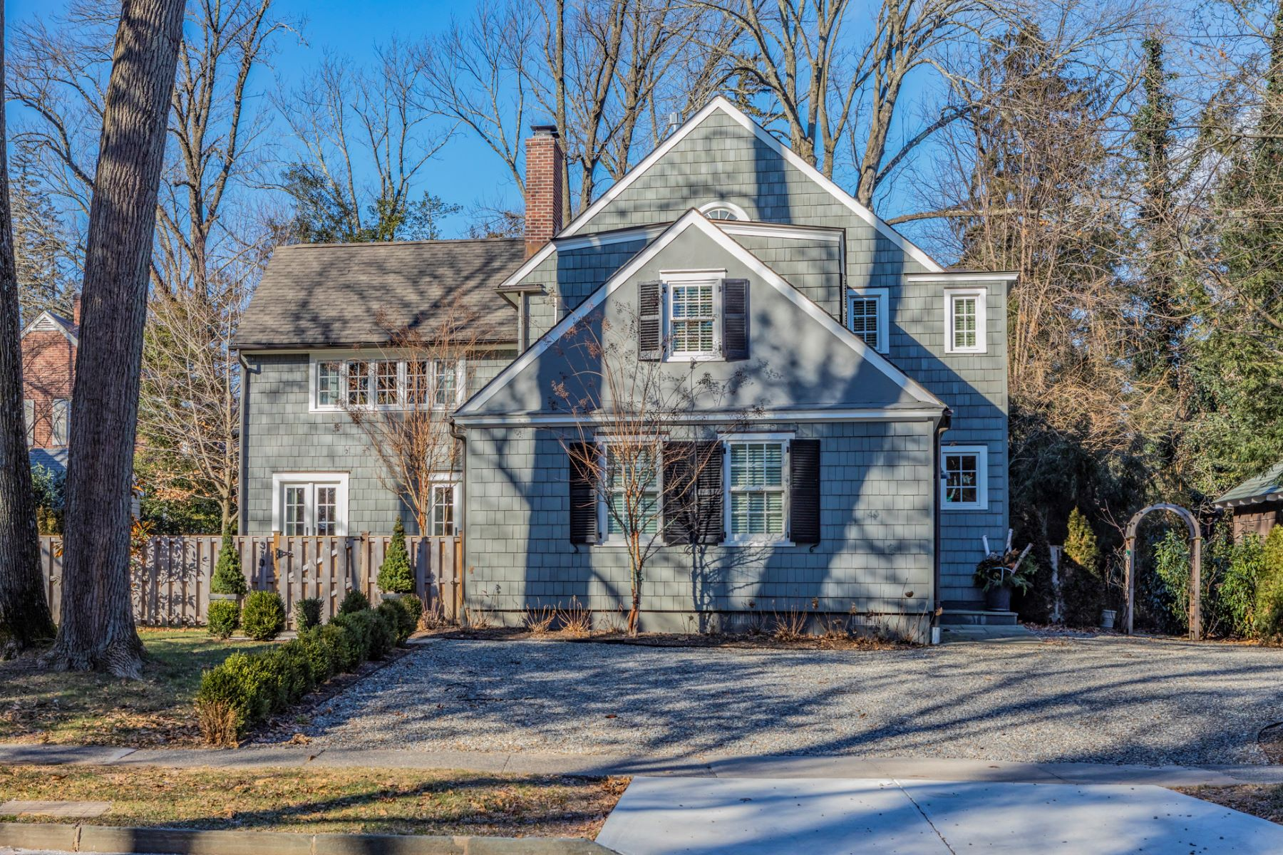 Single Family Home for Sale at Utter Perfection on Historic Nassau Street 310 Nassau Street, Princeton, New Jersey 08540 United StatesMunicipality: Princeton