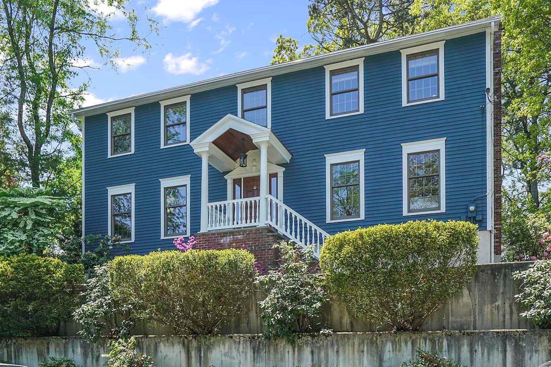 Single Family Homes for Sale at Rare Opportunity To Enjoy Mystic Lake Views 126 Sagamore Ave Medford, Massachusetts 02155 United States