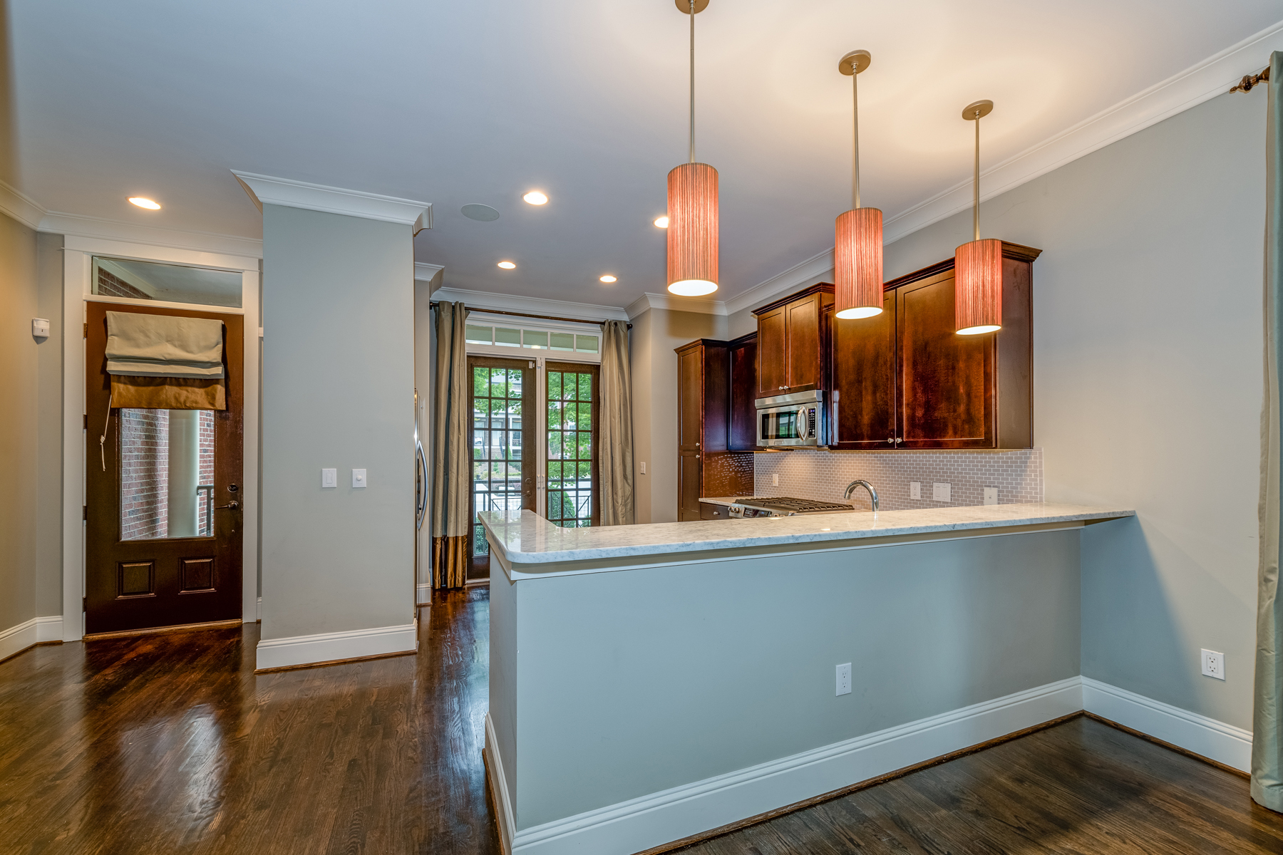 Moradia em banda para Arrendamento às Three Bedroom, Three And A Half Bath Townhome For Lease In Dunwoody 4714 Dogwood Alley Dunwoody, Geórgia 30338 Estados Unidos