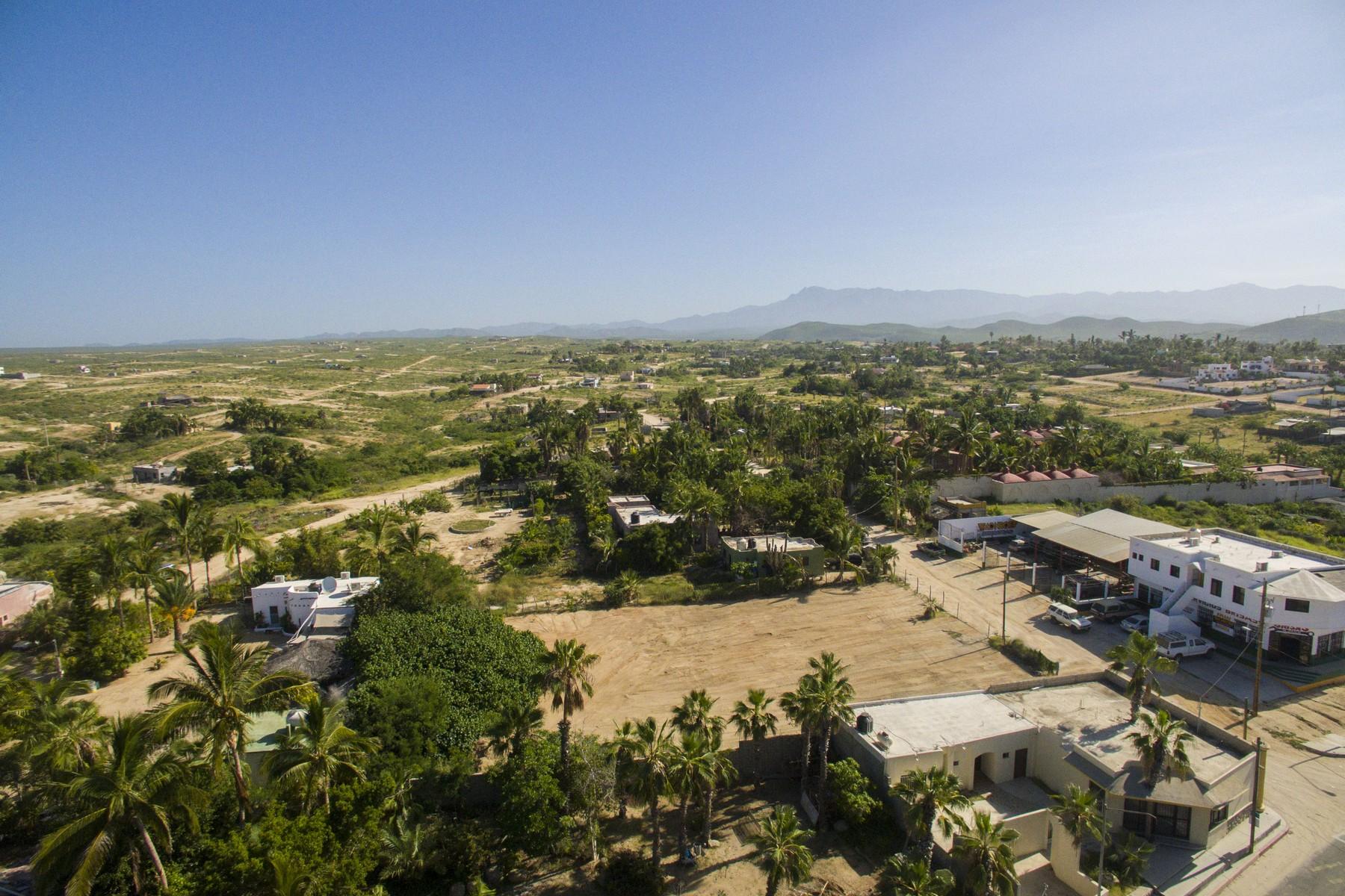 Additional photo for property listing at Lote Mercado Del Sol Centro, Todos Santos Todos Santos, Baja California Sur 23300 Mexico
