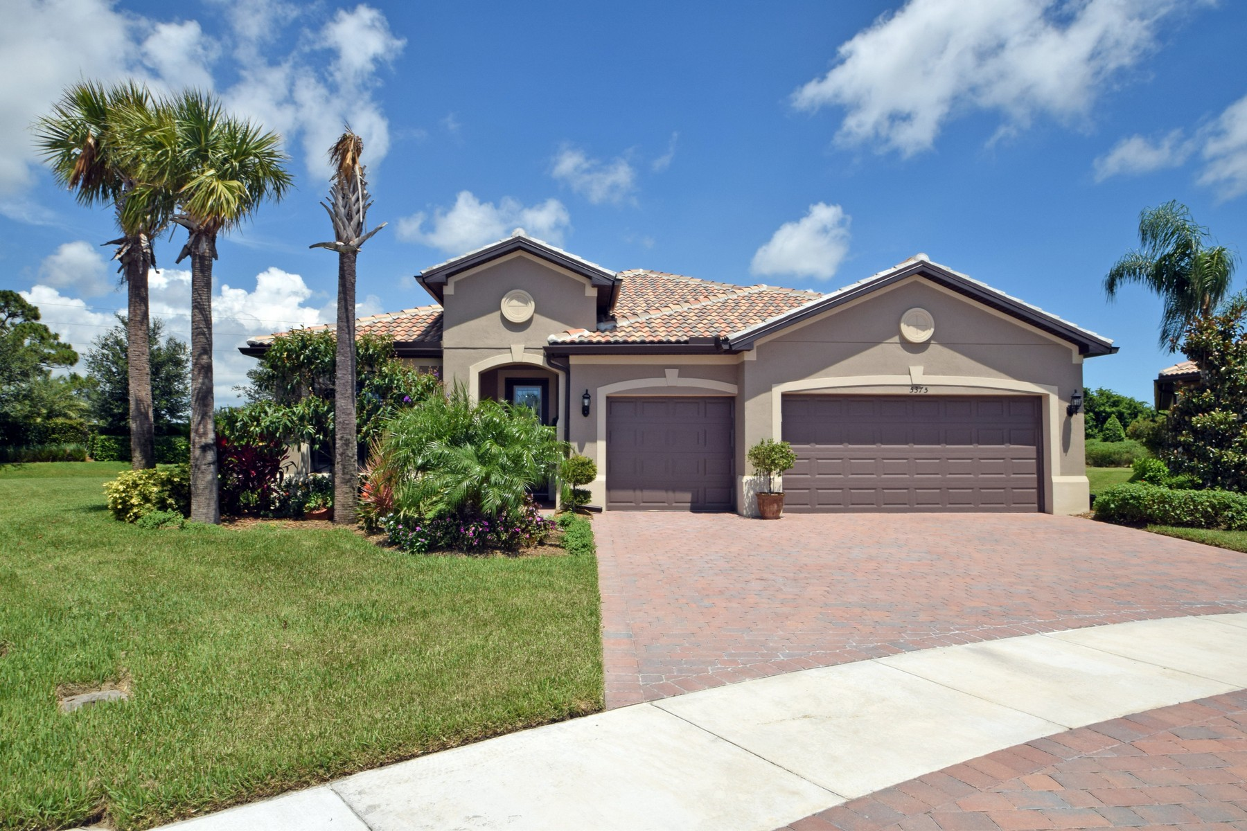 Single Family Home for Sale at DON'T BUILD NEW, THIS HOME IS BETTER! 5375 Antigua Circle Vero Beach, Florida, 32967 United States
