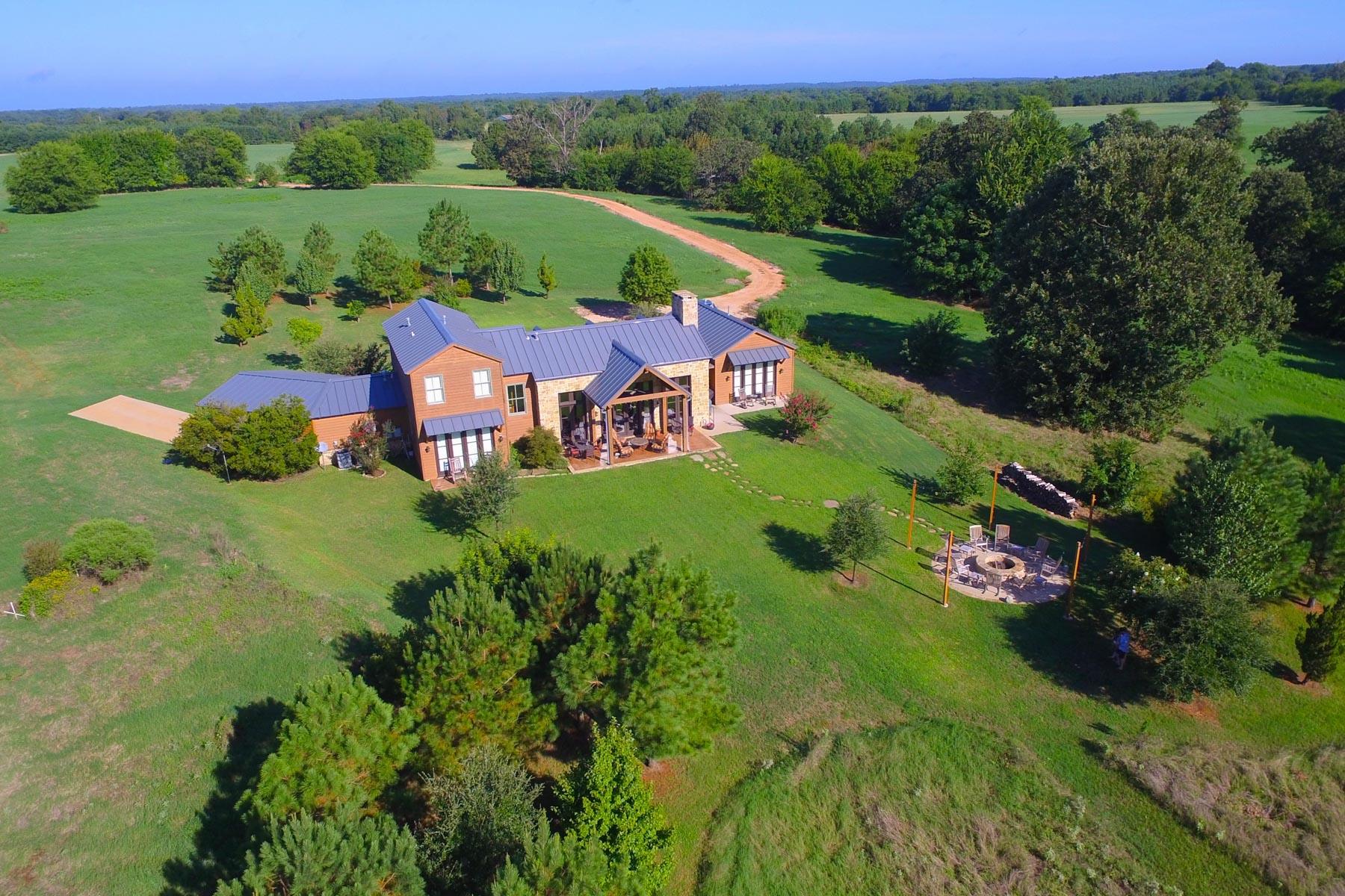 一戸建て のために 売買 アット Cross Pines Ranch 1002 PR 7892 Mineola, テキサス 75773 アメリカ合衆国