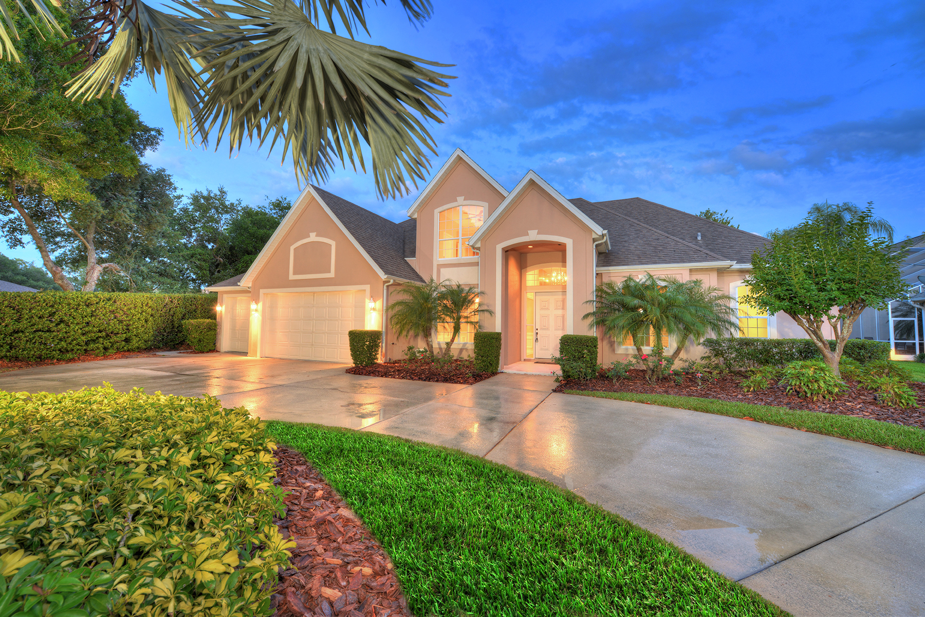 Single Family Homes for Active at 1854 Seclusion Dr Port Orange, Florida 32128 United States