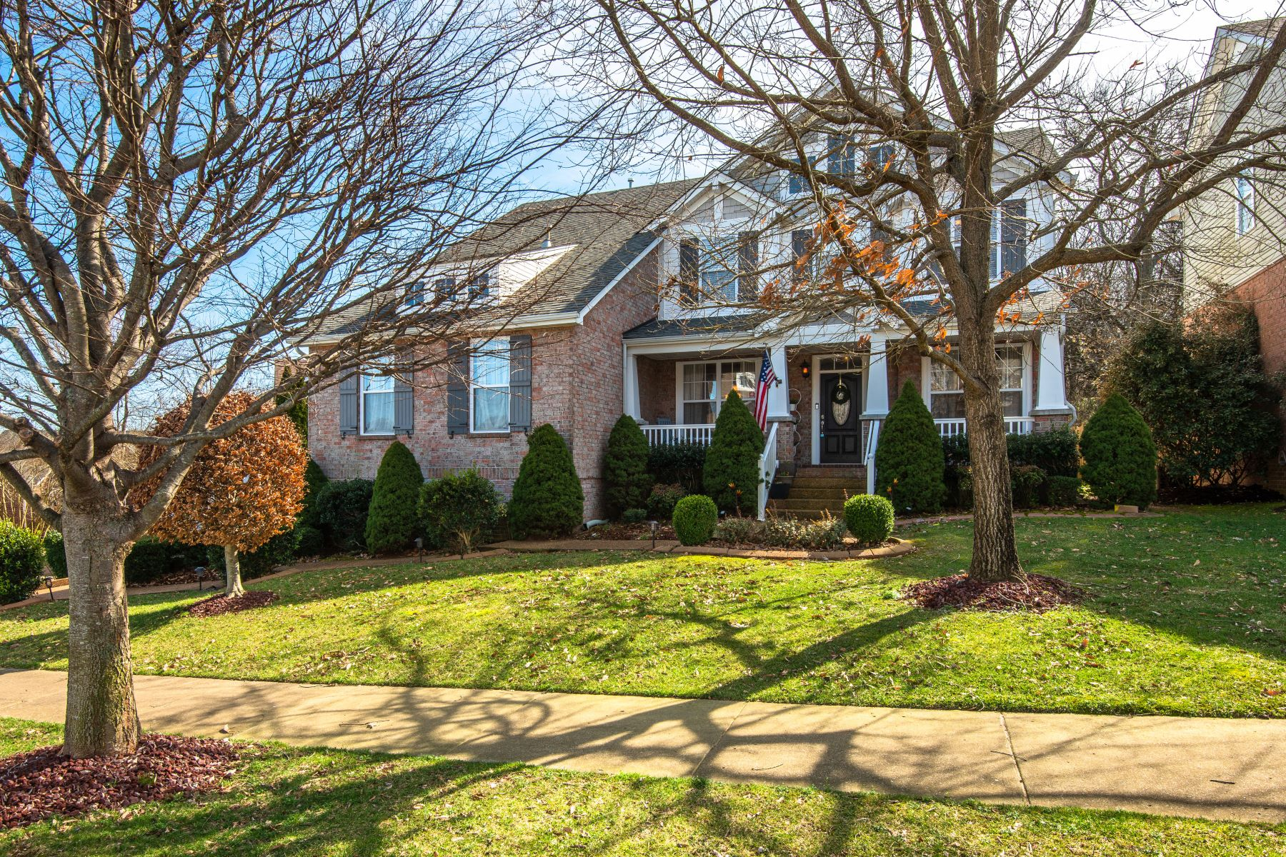 Single Family Home for Sale at Fabulous Five Bedroom Home on Quiet Cul-De-Sac! 1319 Tilton Drive Franklin, Tennessee 37067 United States