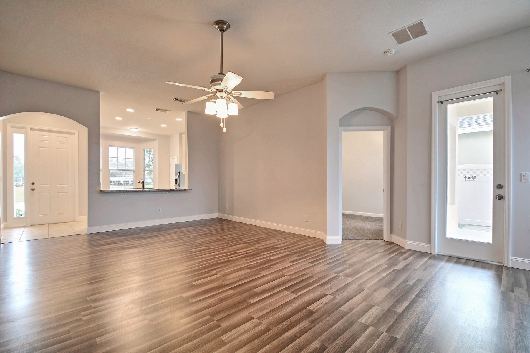 Single Family Home for Sale at Beautifully Renovated Home 10667 SW West Park Avenue Port St. Lucie, Florida 34987 United States