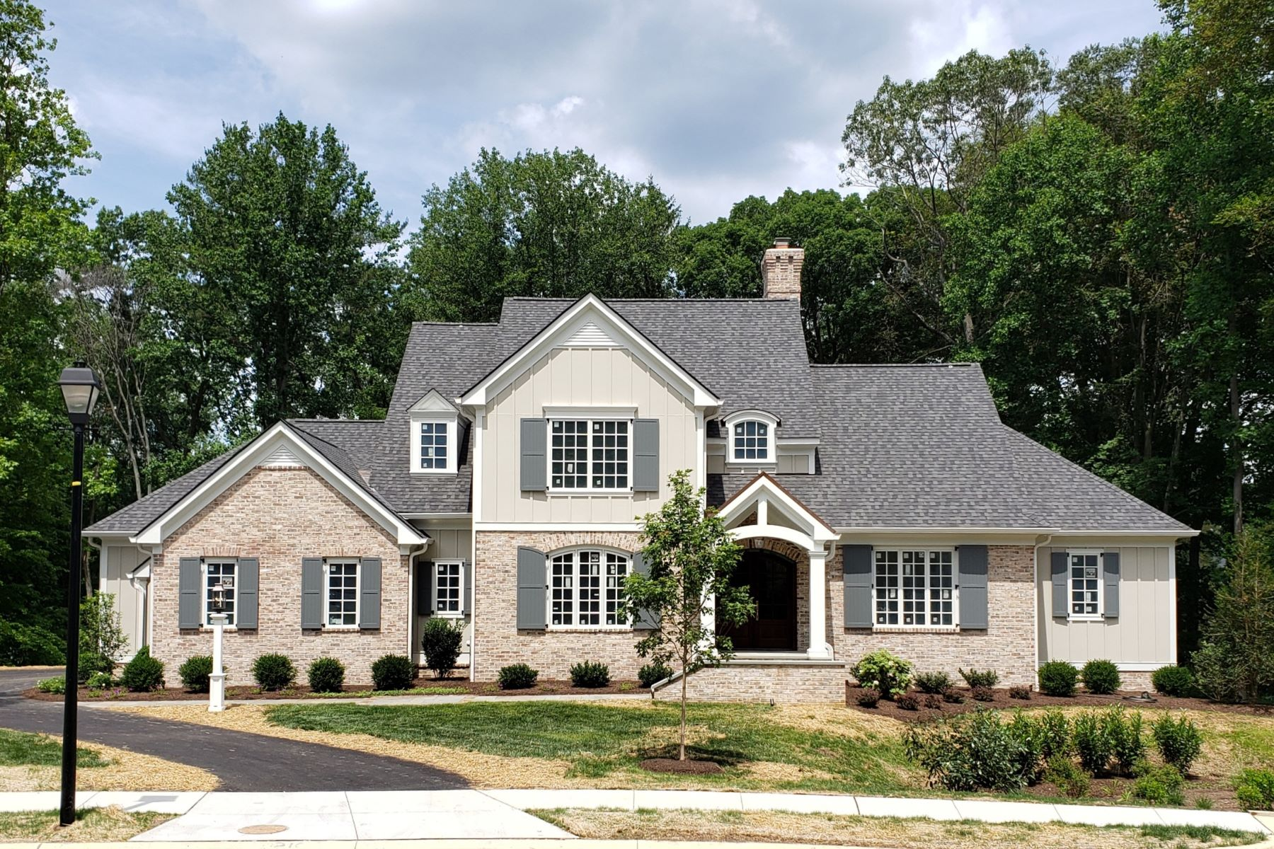 single family homes for Active at Lutherville 210 Hampton Park Circle Lutherville Timonium, Maryland 21093 United States