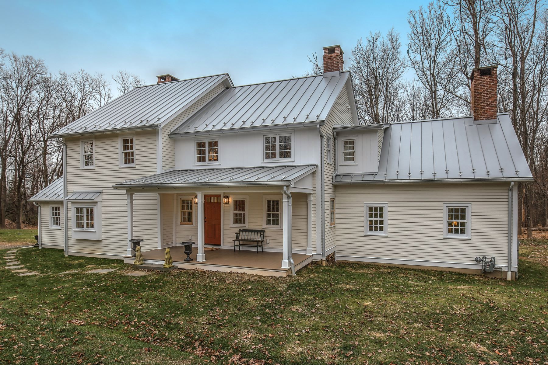 Single Family Home for Sale at Stunningly Renovated 18th Century Home 283 Whitenack Road, Basking Ridge, New Jersey 07920 United States
