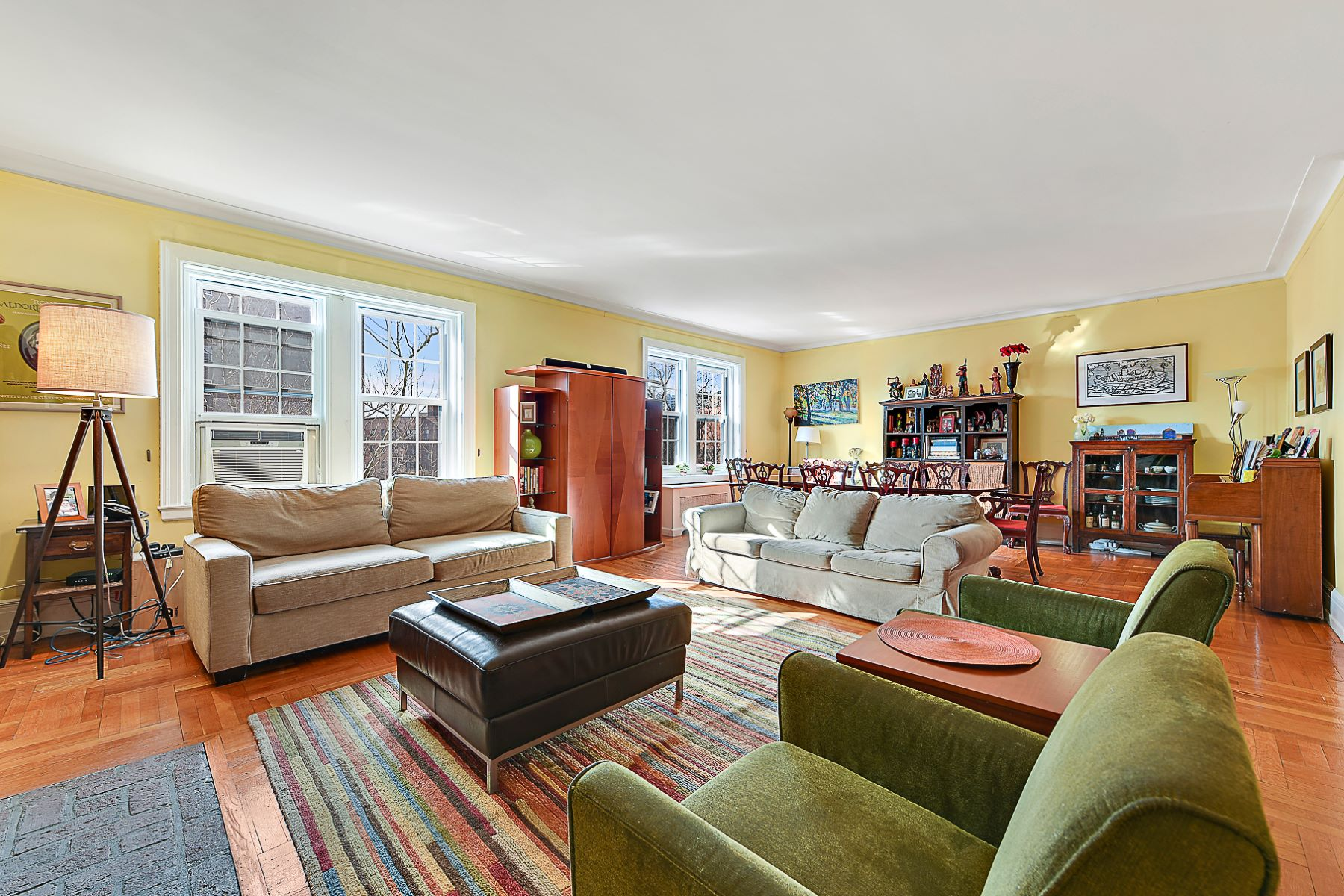 Co-op for Sale at Spacious and Elegant Prewar 3 Bedroom with Washer and Dryer 525 West 238 Street 4P, Riverdale, New York, 10463 United States