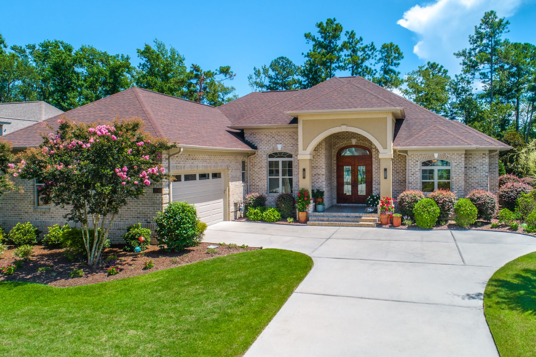 Single Family Homes for Active at Home Ideally Situated in Private Cul-de-sac 2040 Chartwell Court Leland, North Carolina 28451 United States