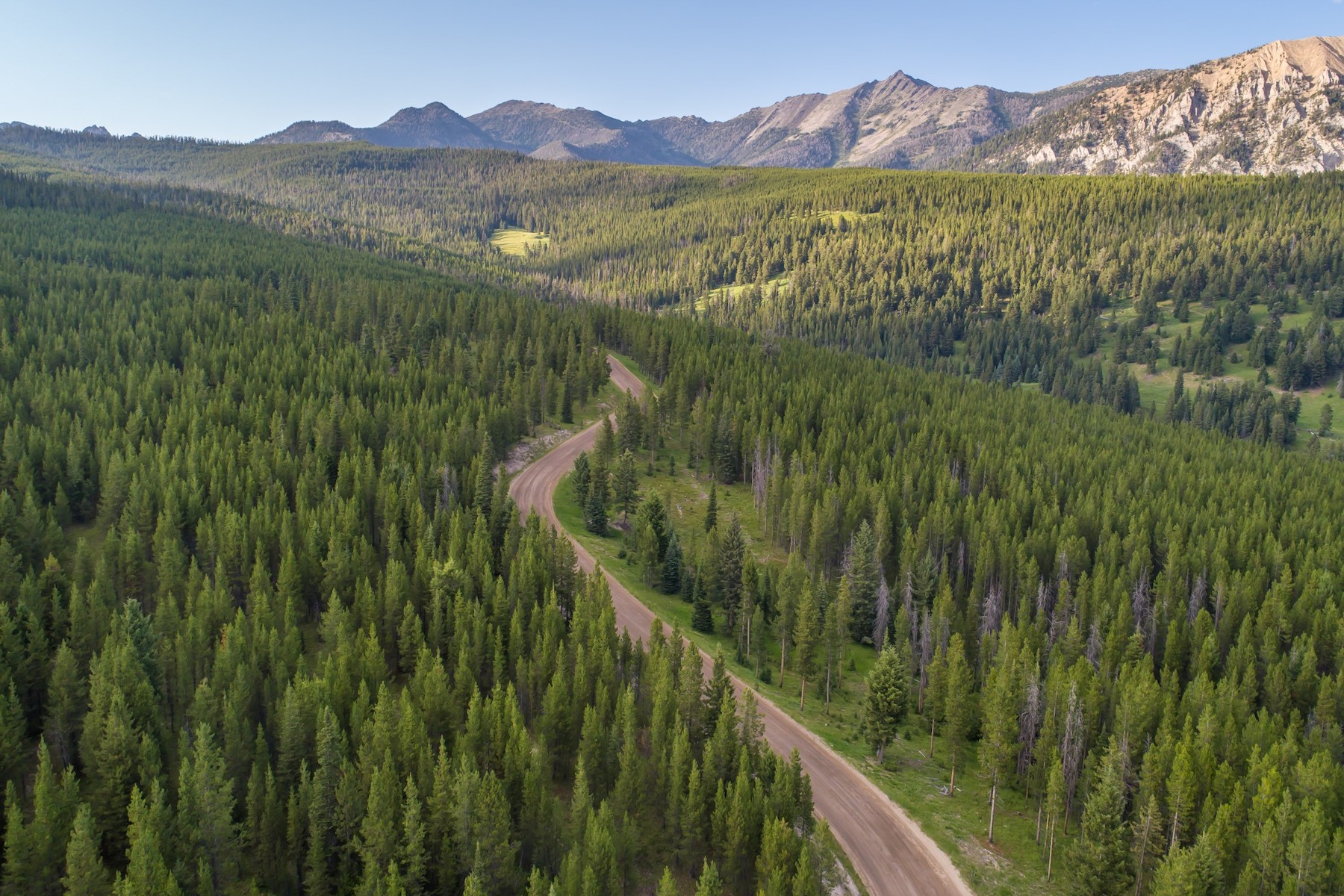 Land for Active at Lost Trails Homesite 8 Lost Trails Road Big Sky, Montana 59716 United States