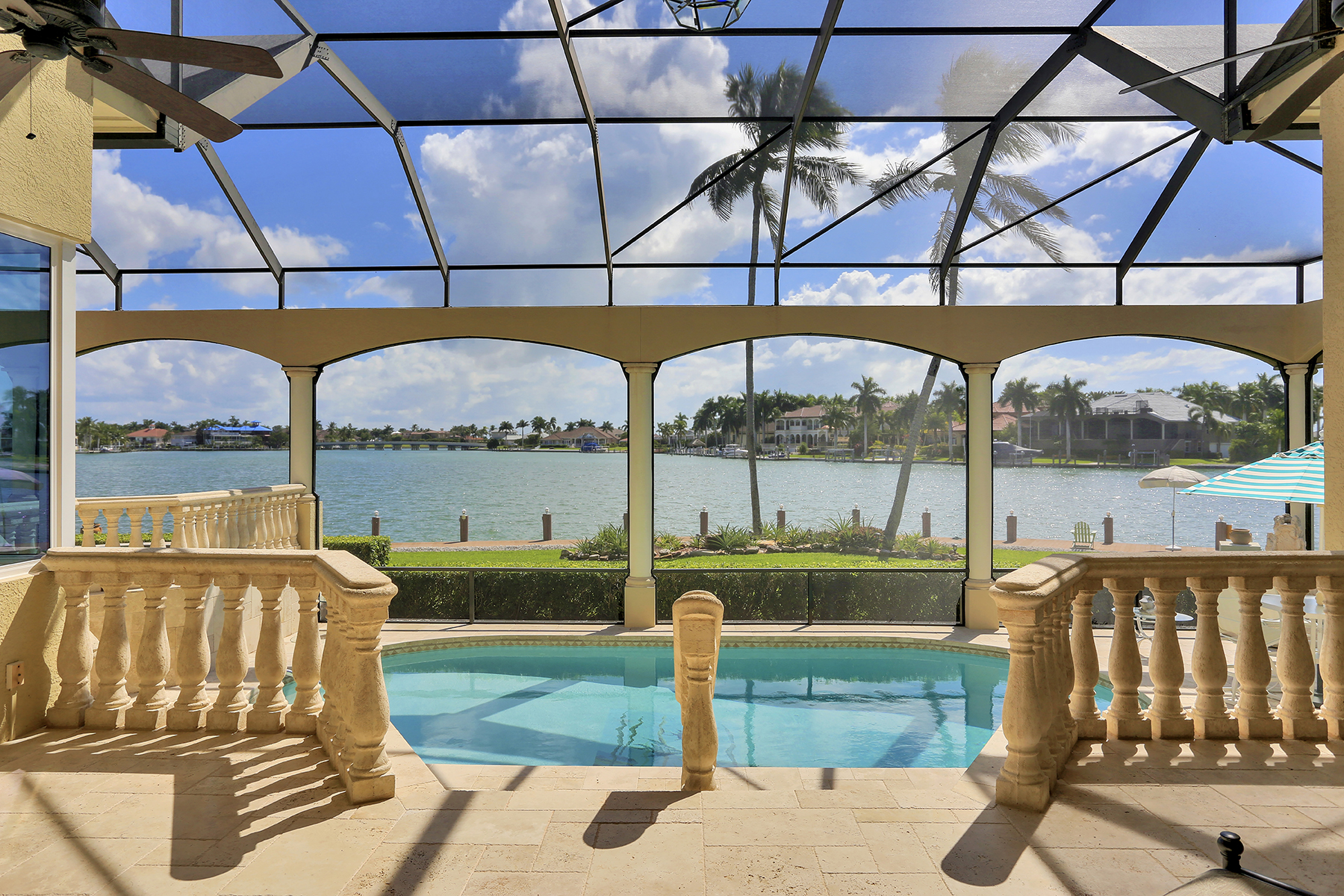 Single Family Homes for Sale at MARCO ISLAND 875 S Heathwood Drive Marco Island, Florida 34145 United States