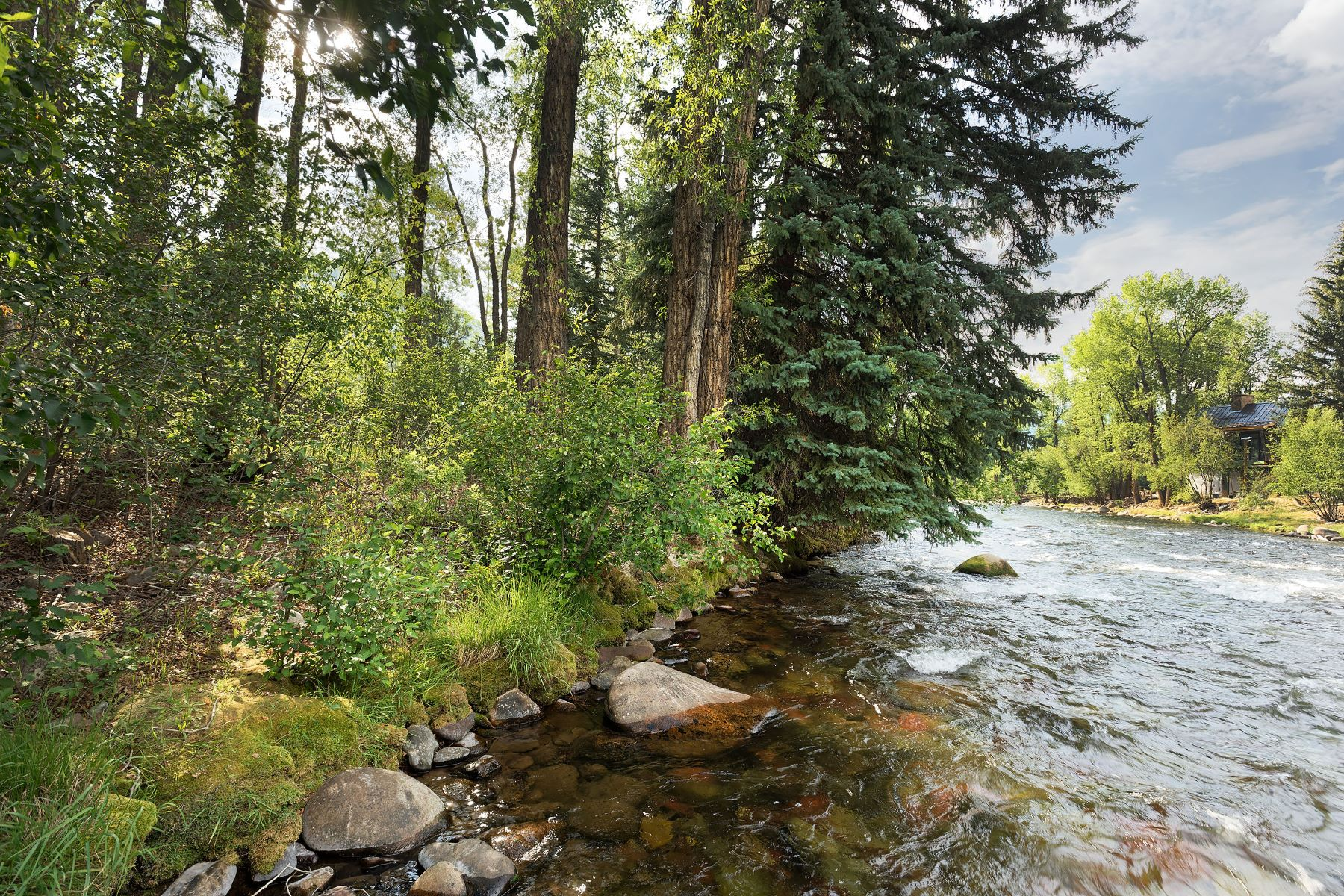 Land for Active at Riverfront Woody Creek Setting 174 Twining Flats Road Woody Creek, Colorado 81656 United States