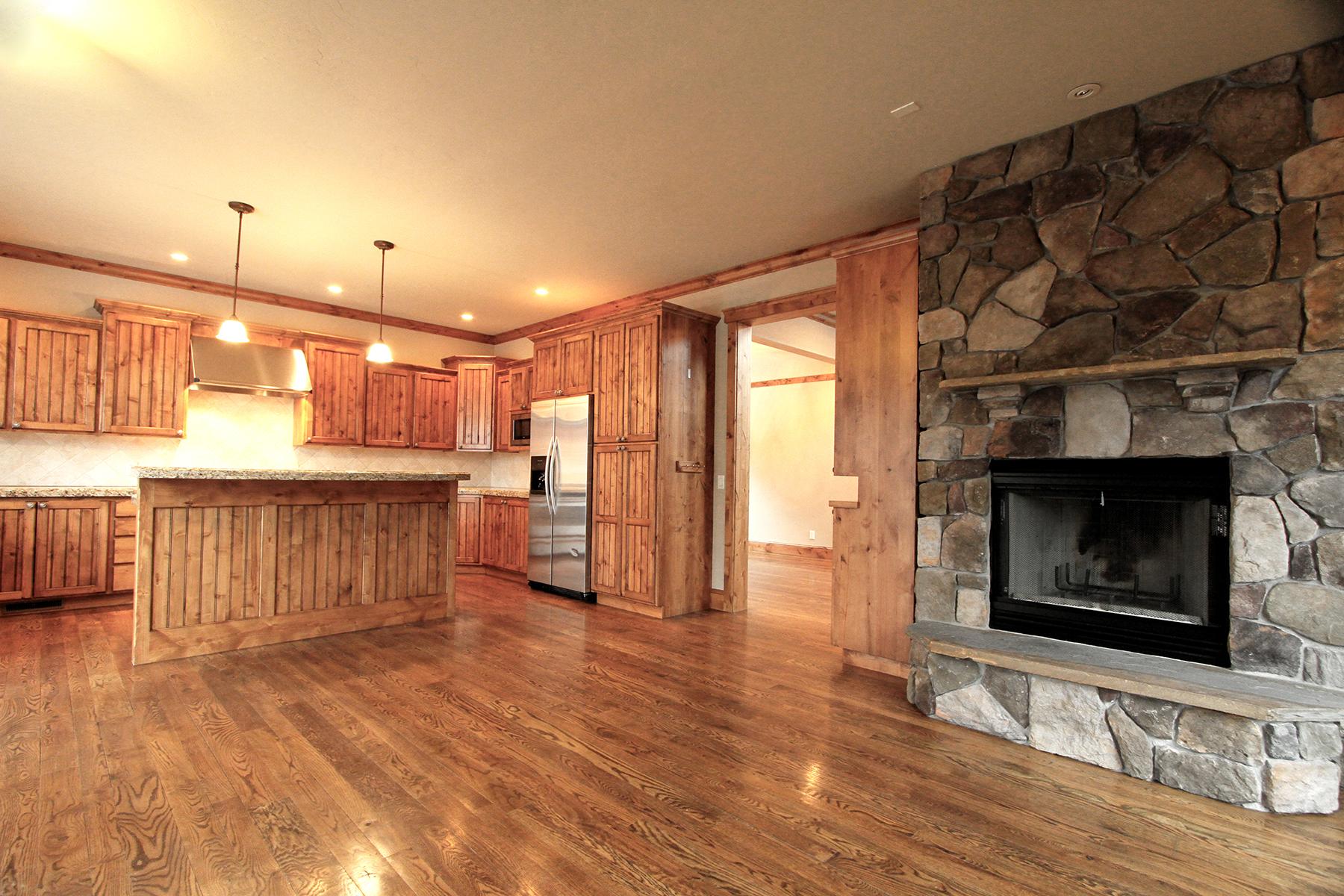 단독 가정 주택 용 매매 에 Gill Addition 285 MORAN,, Jackson, 와이오밍, 83001 Jackson Hole, 미국