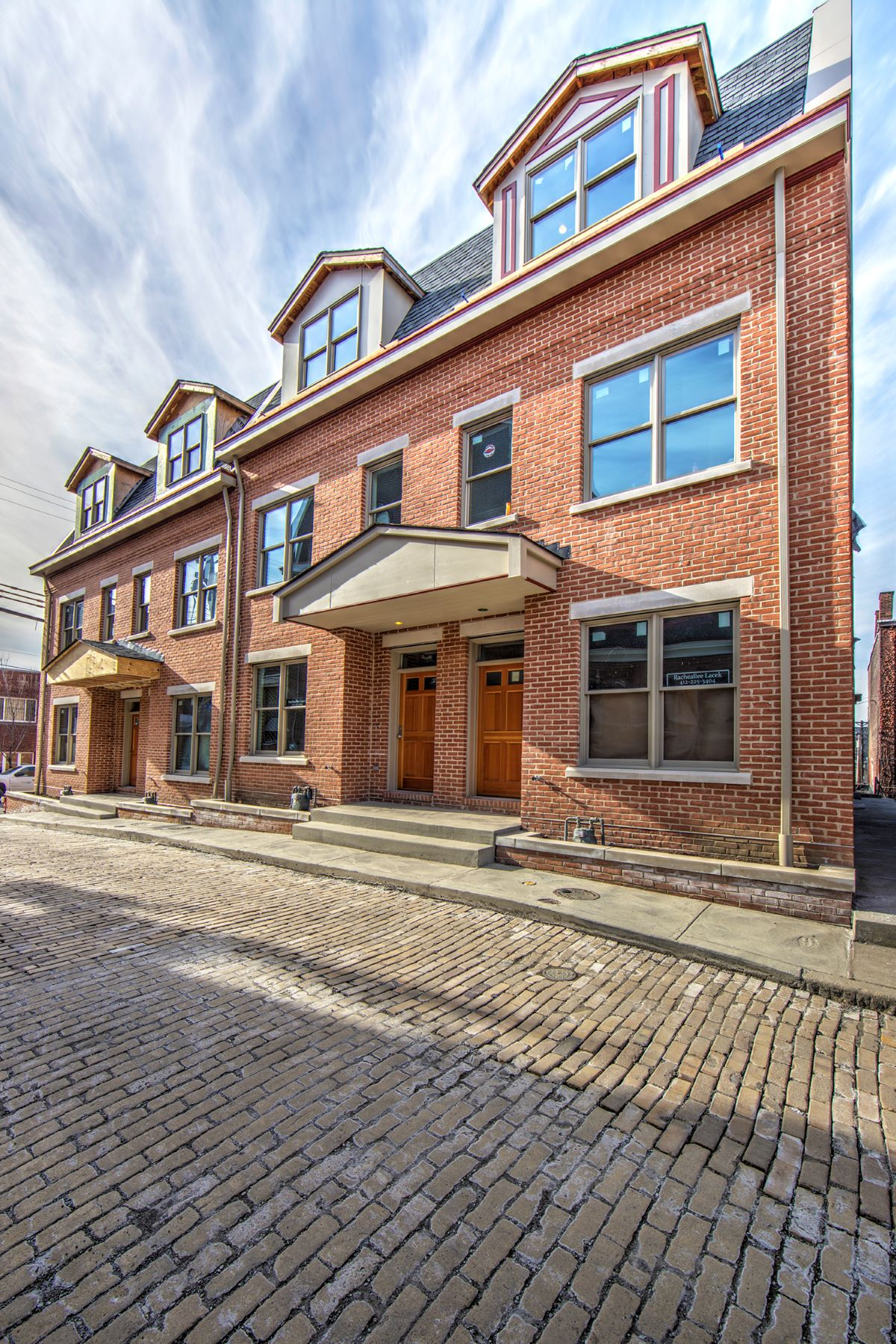 Townhouse for Sale at 4057 St. John's Way Pittsburgh, Pennsylvania 15201 United States