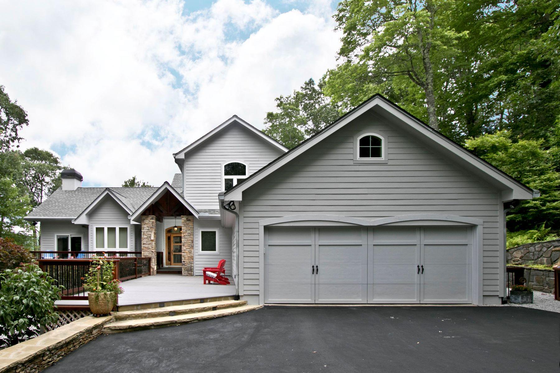 Maison unifamiliale pour l Vente à Highlands Falls Country Club 150 West Knoll Drive, Highlands, Carolina Du Nord, 28741 États-Unis