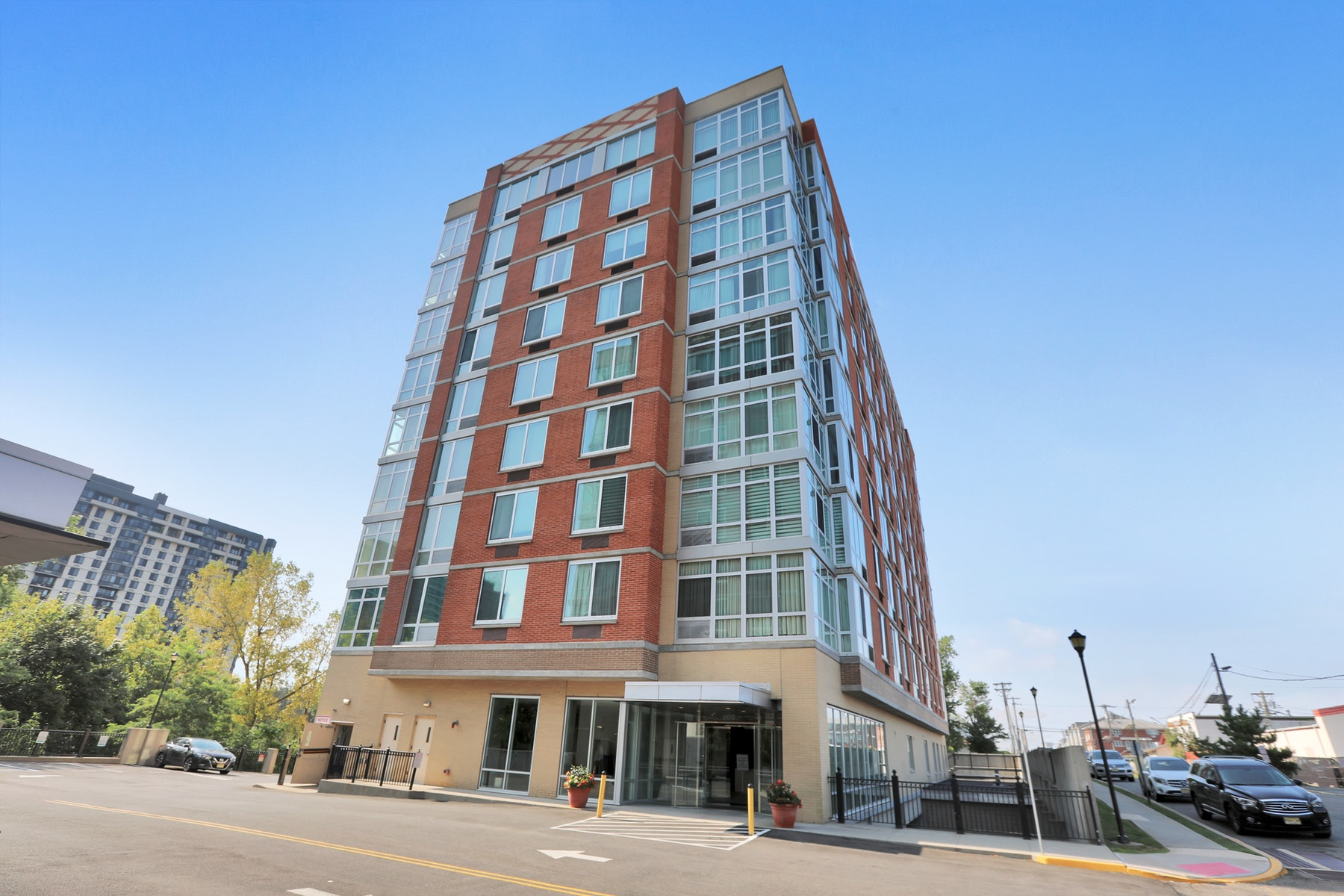 Condominiums por un Venta en Trio 600 12th Street #810 Fort Lee, Nueva Jersey 07650 Estados Unidos