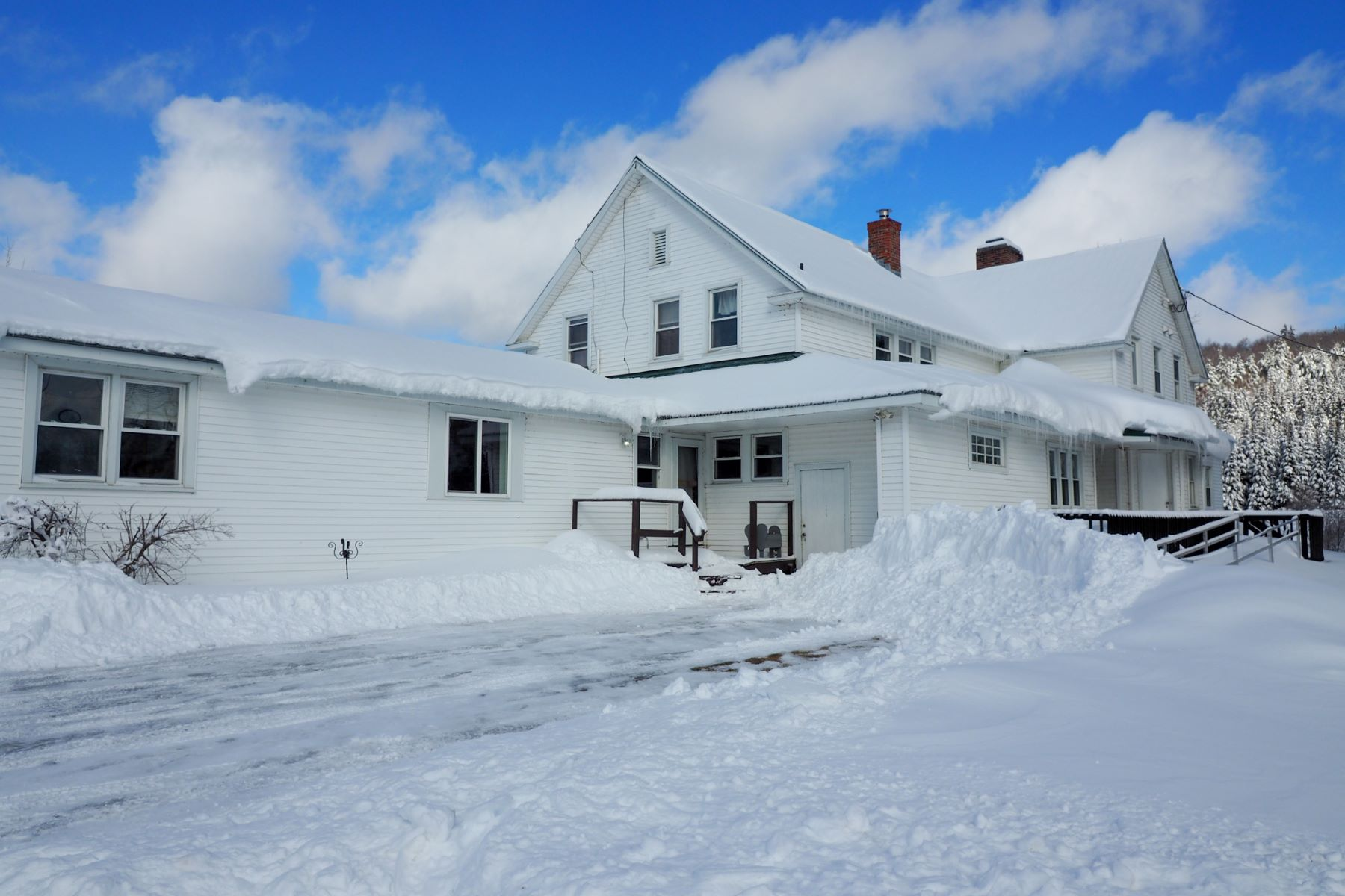 Single Family Homes for Sale at 4511 South Wheelock Road Wheelock, Vermont 05851 United States