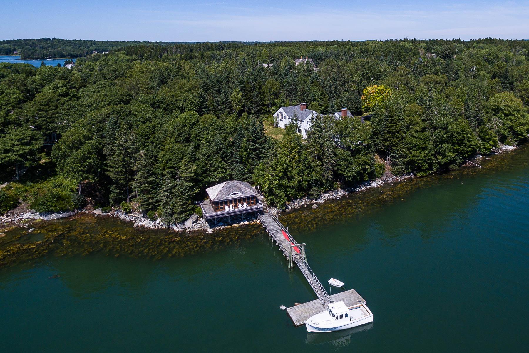 Tek Ailelik Ev için Satış at 5 Partners Lane Cushing, Maine, 04563 Amerika Birleşik Devletleri