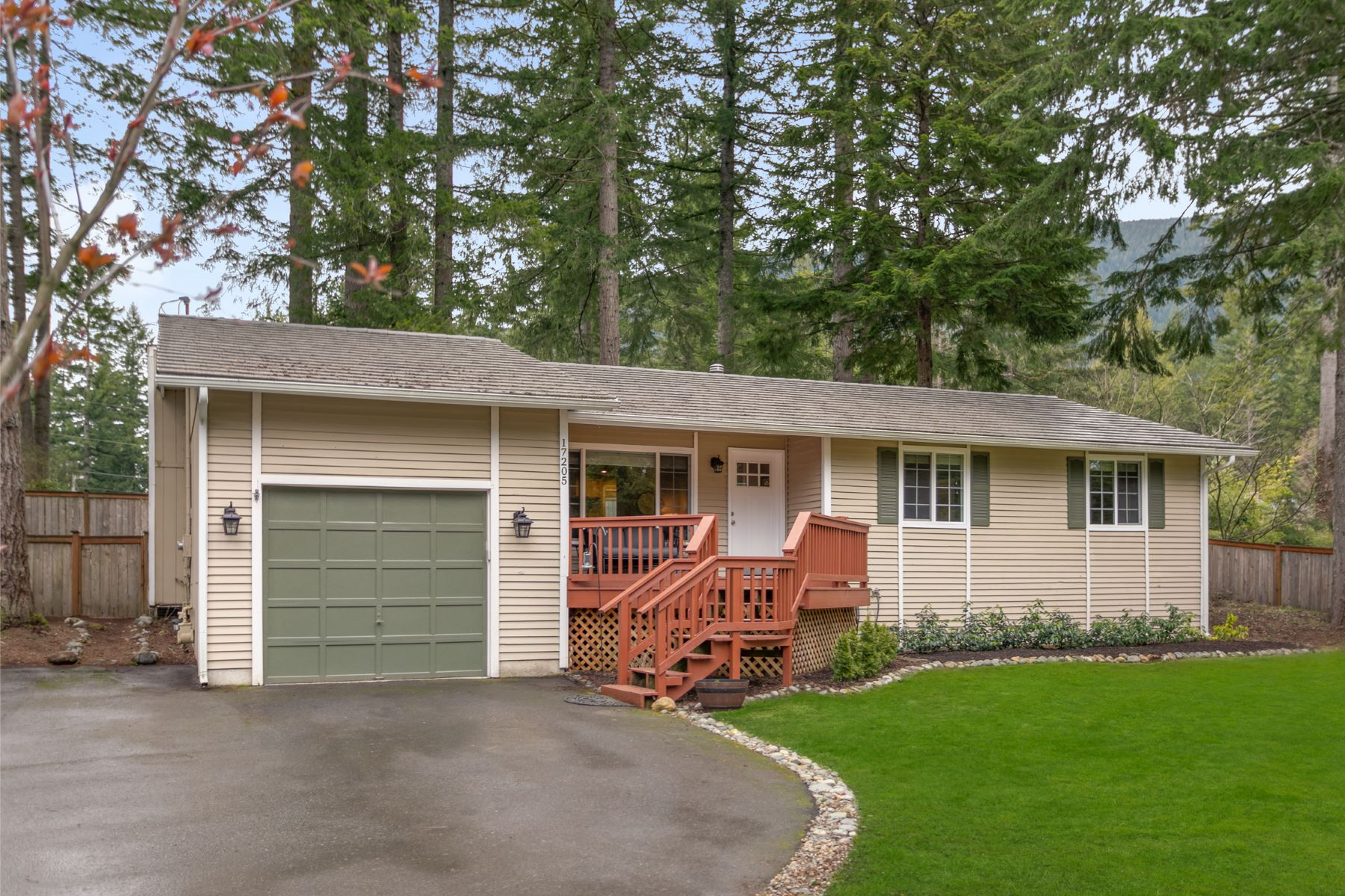 Single Family Homes for Sale at Wilderness Rim Living 17205 432nd Ave SE North Bend, Washington 98045 United States