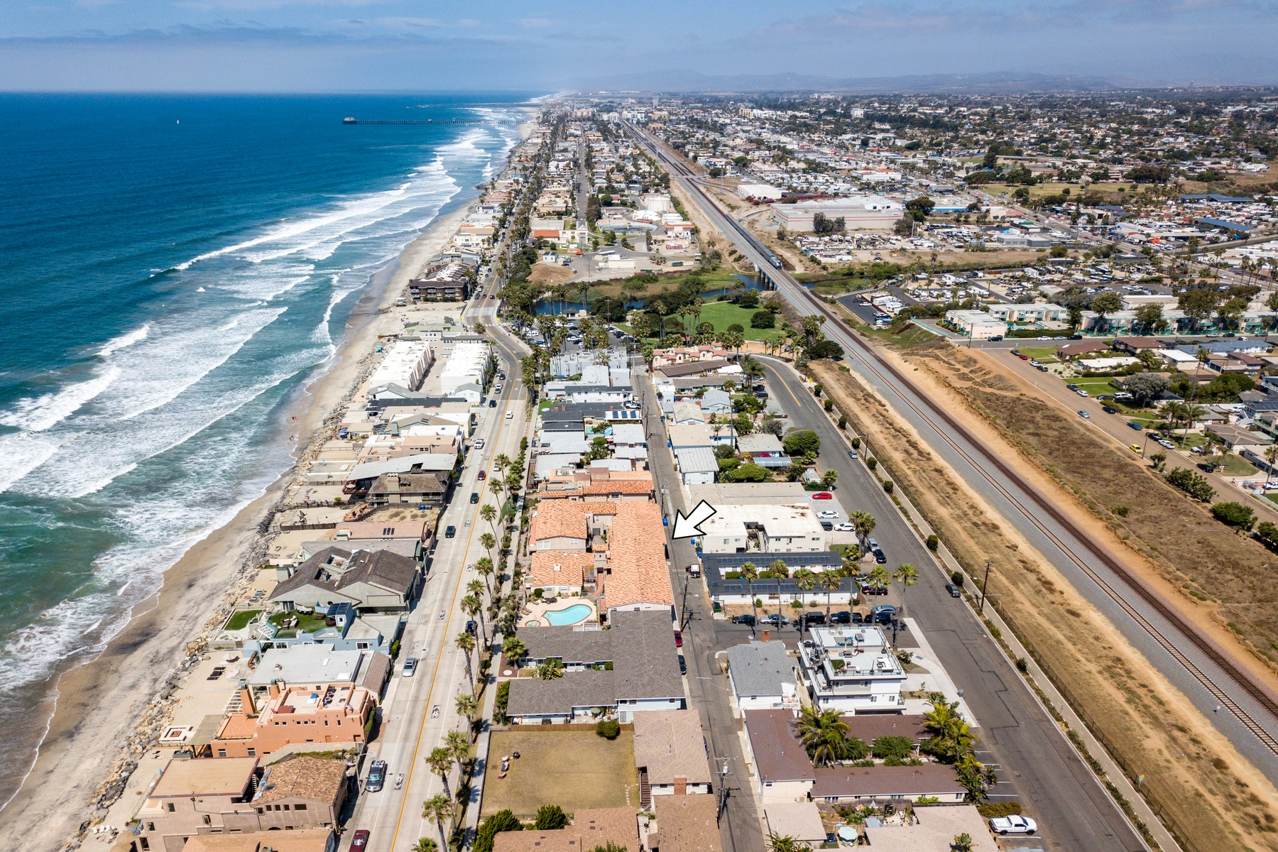 Single Family Homes for Sale at 1640 SPacific Street, Unit 10 1640 S Pacific Street, Unit 10 Oceanside, California 92054 United States