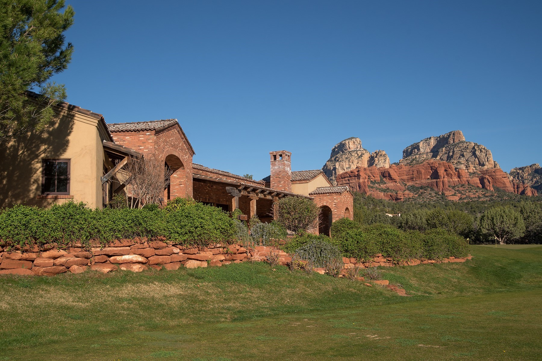 Single Family Homes for Sale at Seven Canyons 50 Canyon Vista Rd Sedona, Arizona 86336 United States