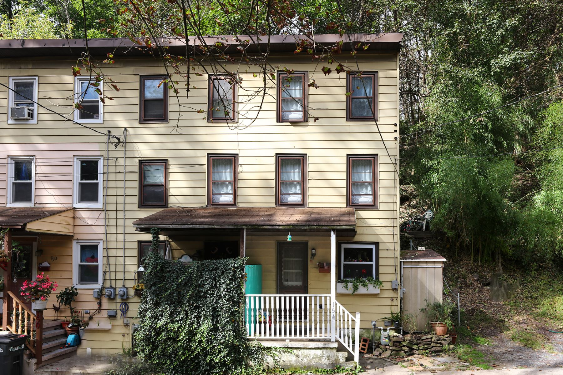 Single Family Home for Sale at Nice Starter Home or Invester Special 154 York Street Lambertville, New Jersey 08530 United States