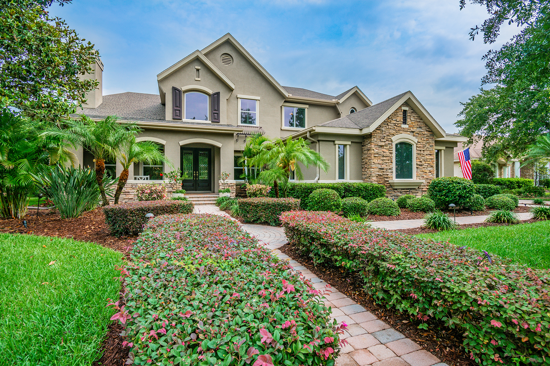 single family homes for Active at FISH HAWK TRAILS 6016 Flatwoods Manor Cir Lithia, Florida 33547 United States