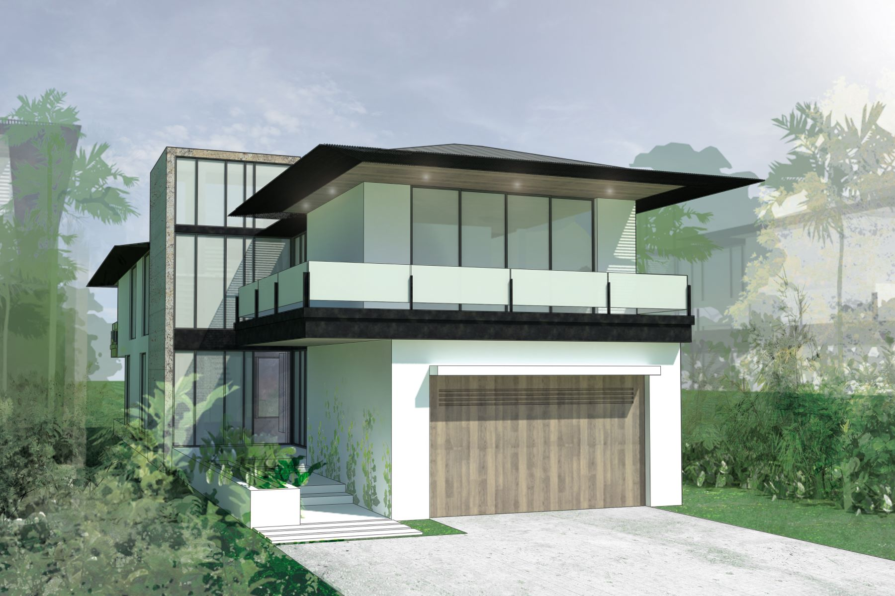Property para Venda às Direct Riverfront New Construction 4844 S Harbor Drive Vero Beach, Florida 32967 Estados Unidos