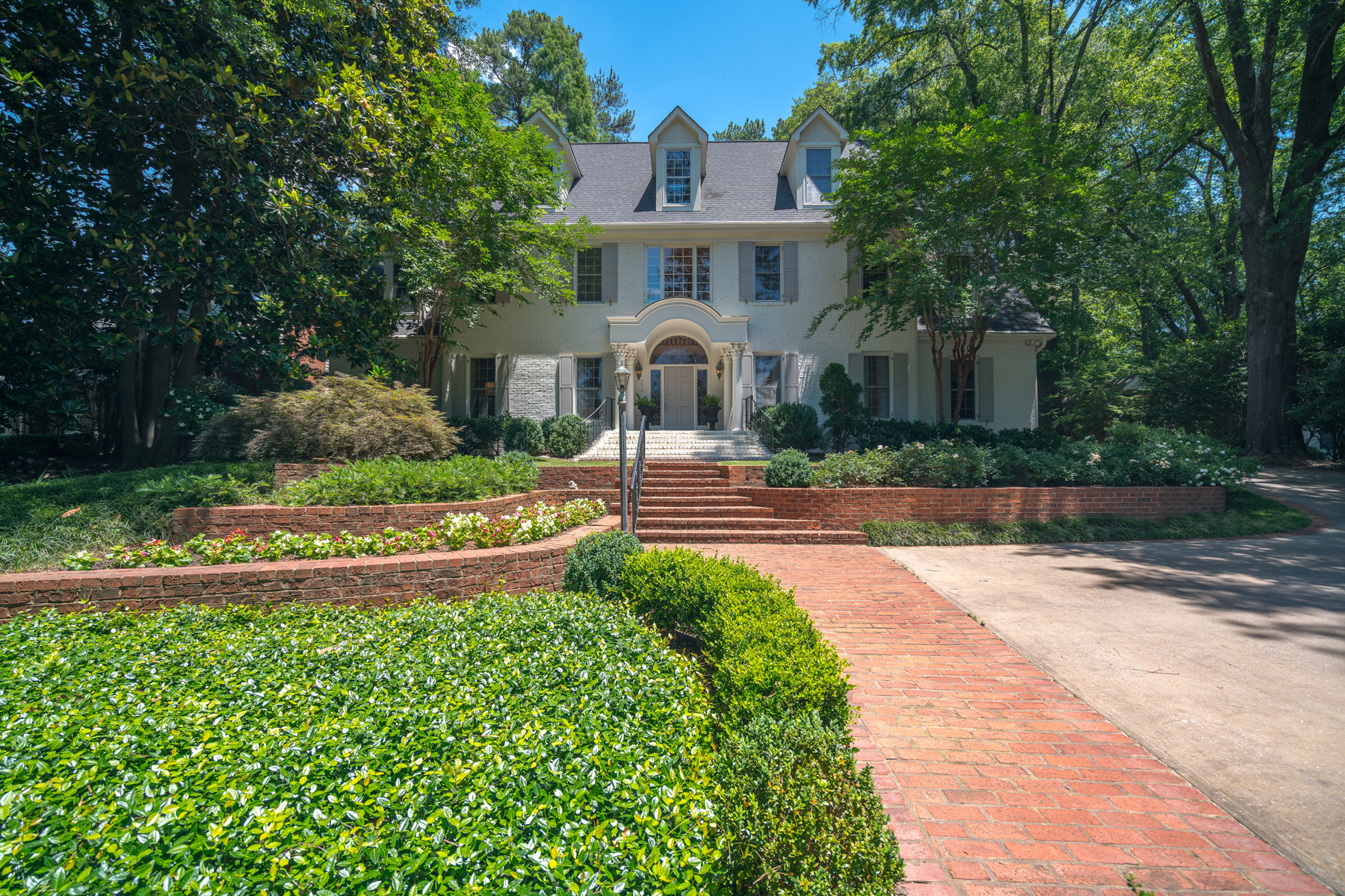 Single Family Home for Sale at Stunning Home In Historic Brookhaven 3914 E Brookhaven Drive NE Brookhaven, Atlanta, Georgia, 30319 United States