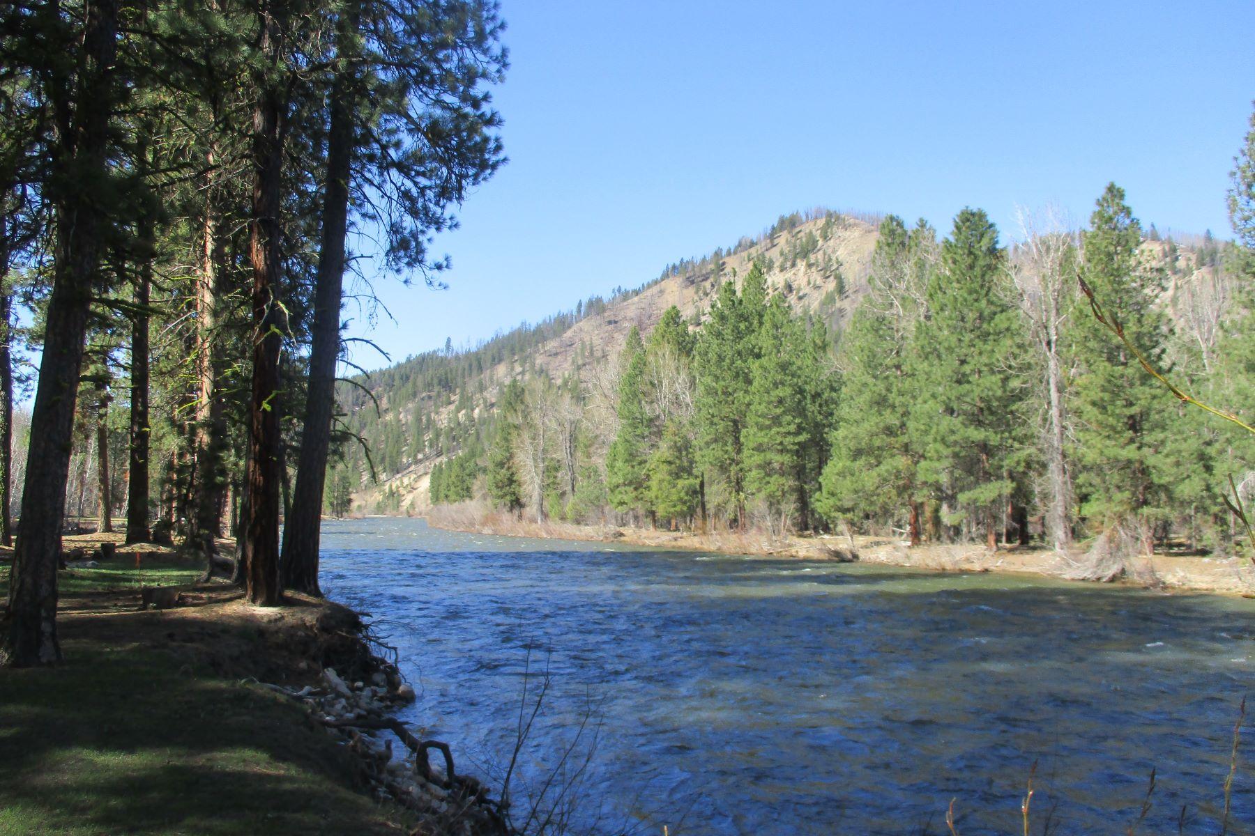 Land for Active at Lot 5 Bl Elk Valley, Featherville Lot 5 Bl Elk Valley Featherville, Idaho 83647 United States