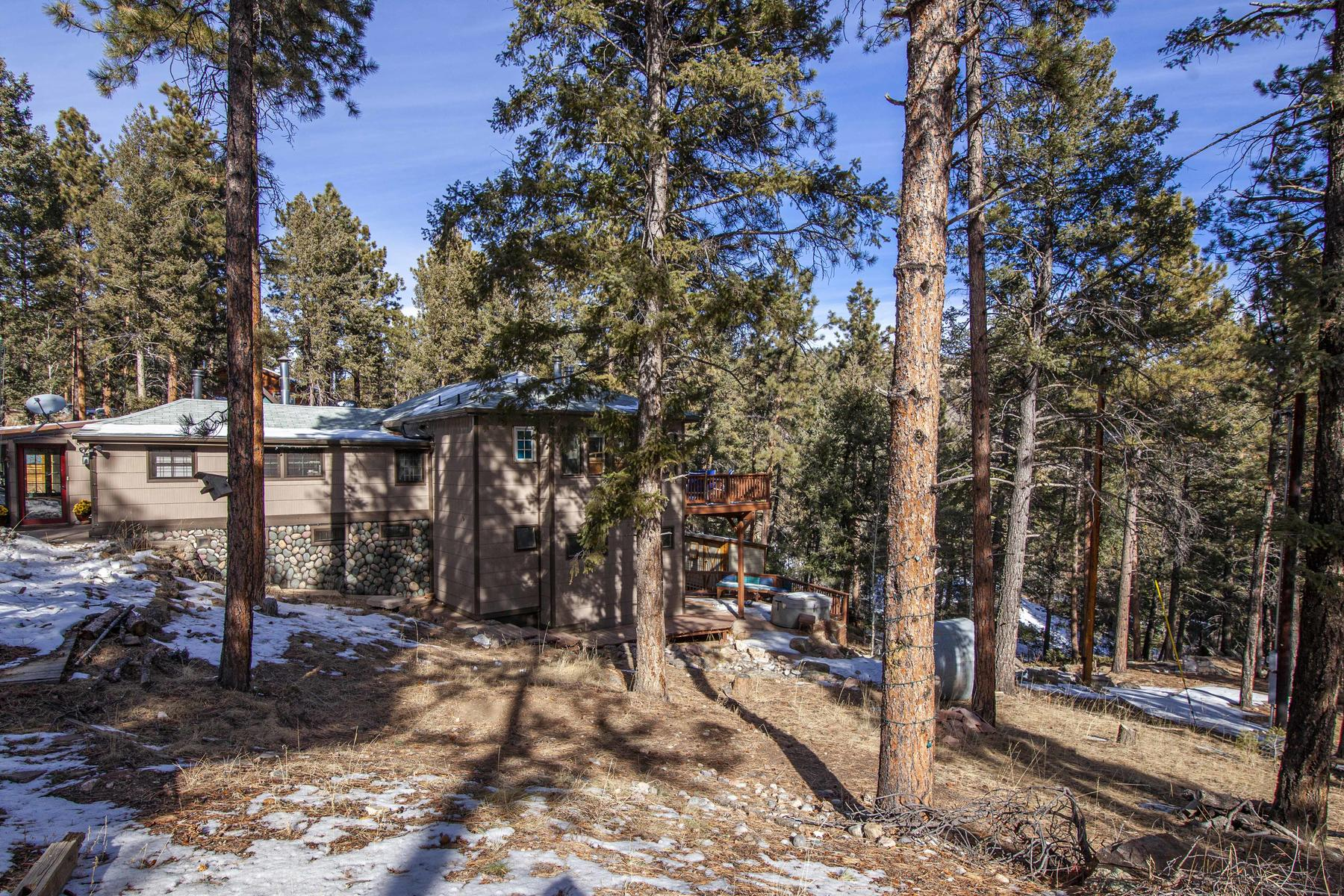 Single Family Homes por un Venta en Pine, Colorado 80470 Estados Unidos