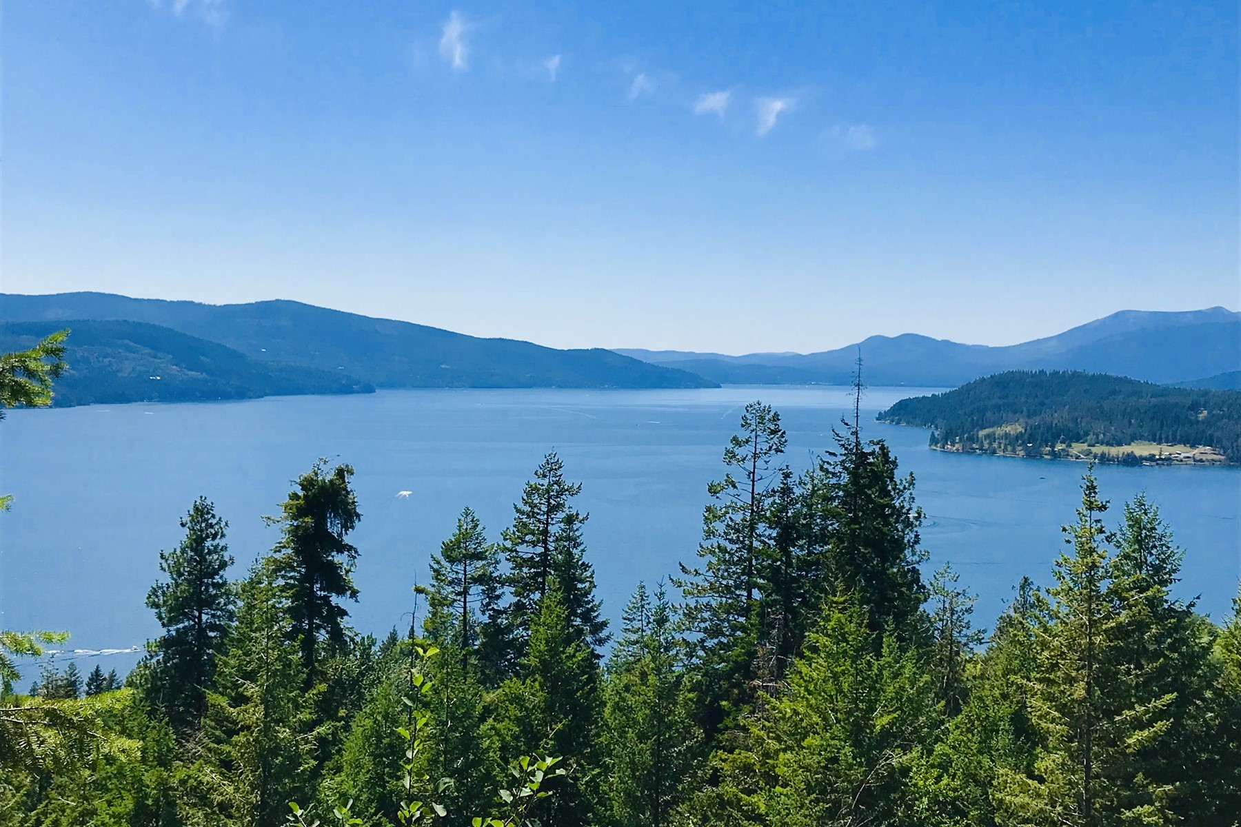 Land for Sale at Stunning Lake and Mountain View Lot NNA Eagen Mountain Road Hope, Idaho 83836 United States
