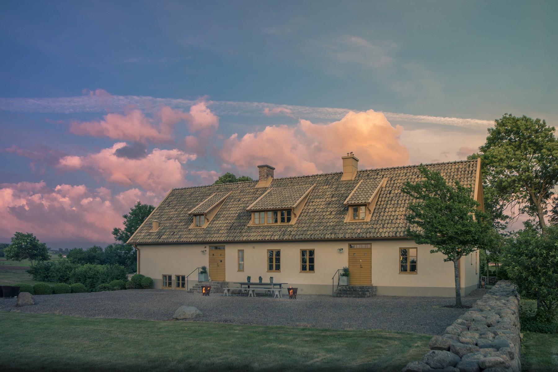 Hacienda / Granja / Rancho / Plantación por un Venta en Olastorps Watermill Olastorpsägen 97 Bjärehalvön Torekov, Vastkusten, 26995 Suecia