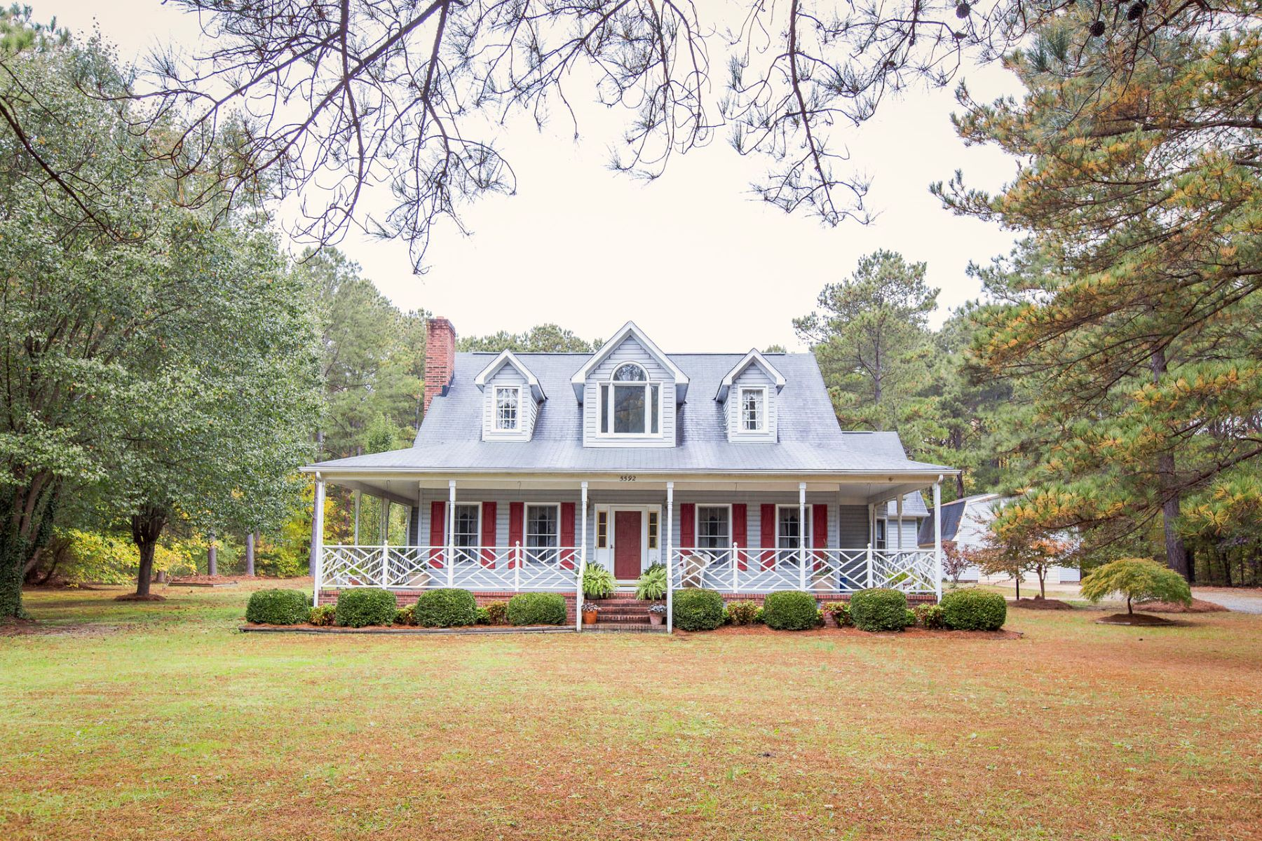 Single Family Home for Sale at Millwood 5592 Millwood Dr. Gloucester, Virginia, 23061 United States
