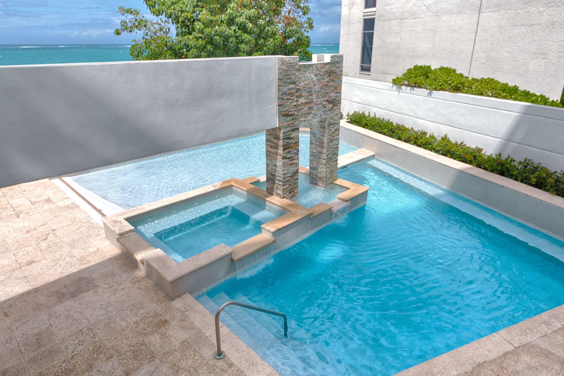 Additional photo for property listing at Oceanfront at Aquamarina 1315 Ashford Avenue San Juan, Puerto Rico 00907 Porto Rico