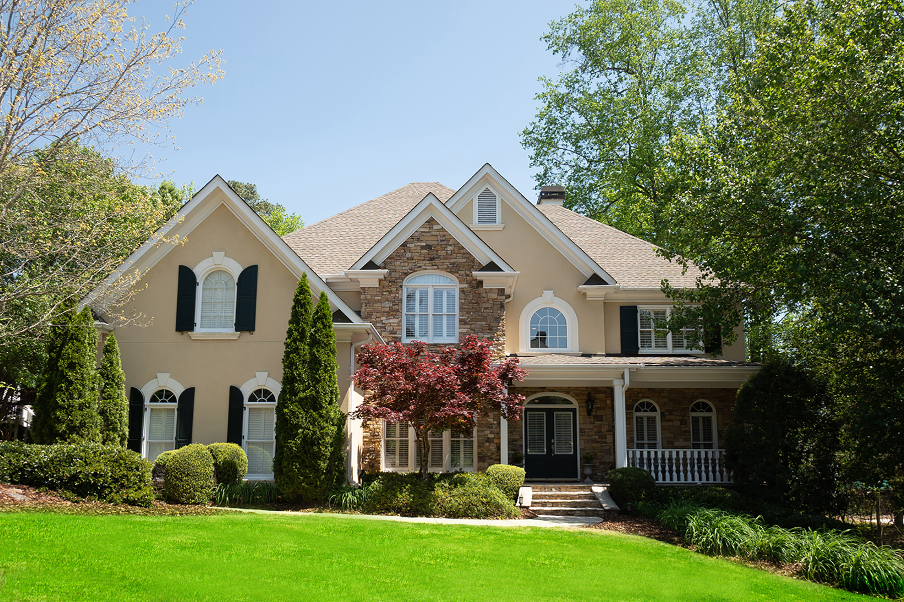 Single Family Home for Sale at Totally Updated in Top Johns Creek School District 9835 Autry Falls Dr Johns Creek, Georgia 30022 United States
