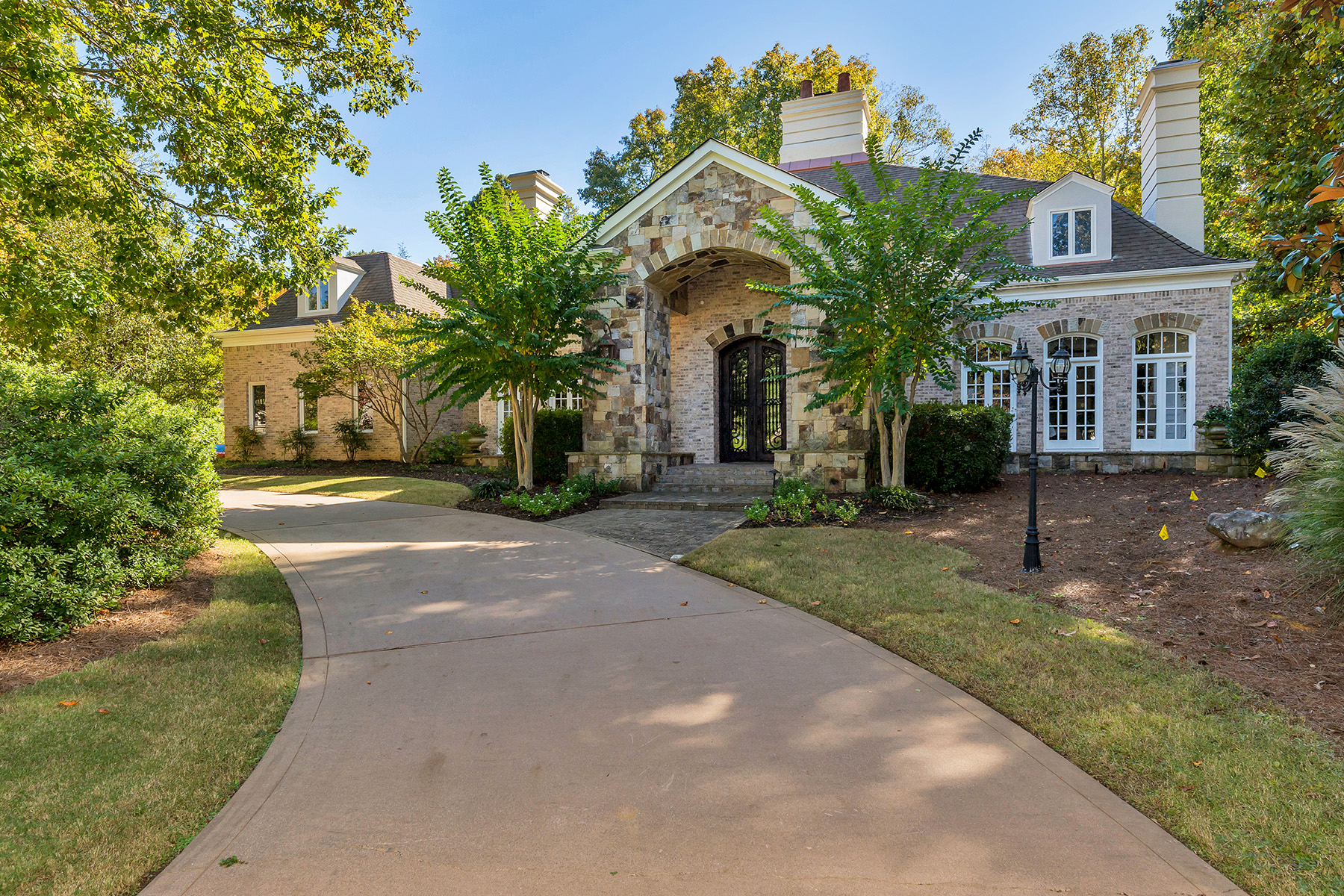 Single Family Home for Sale at European Elegance in The Heart of Sandy Springs 890 Marseilles Drive Sandy Springs, Georgia 30327 United States