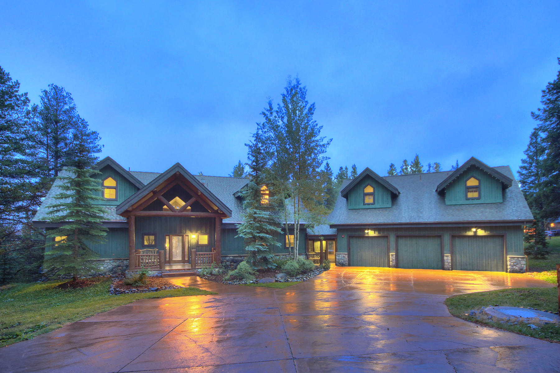 Single Family Home for Active at Nordic Ski Mountain Home 113 Willow Lane Breckenridge, Colorado 80424 United States