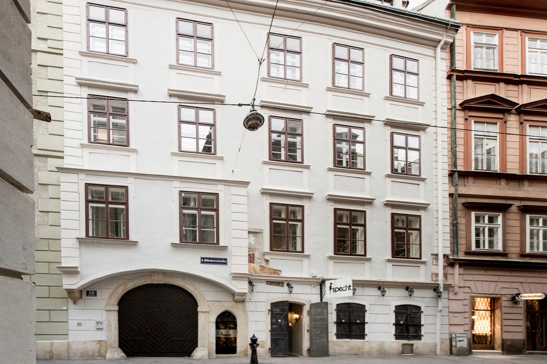Appartement pour l à vendre à Exclusive Apartment In Historic Townhouse Vienna, Vienna, 1010 Austria