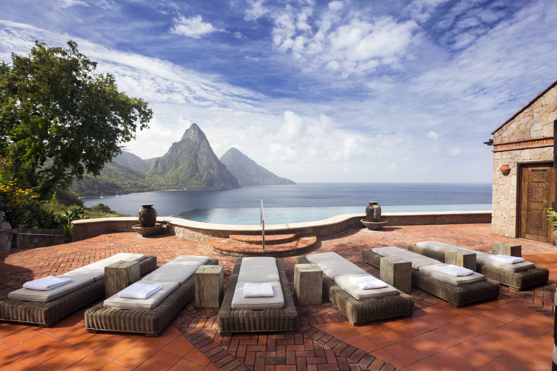 Single Family Homes for Sale at Caille Blanc Villa Other Soufriere, Soufriere St. Lucia