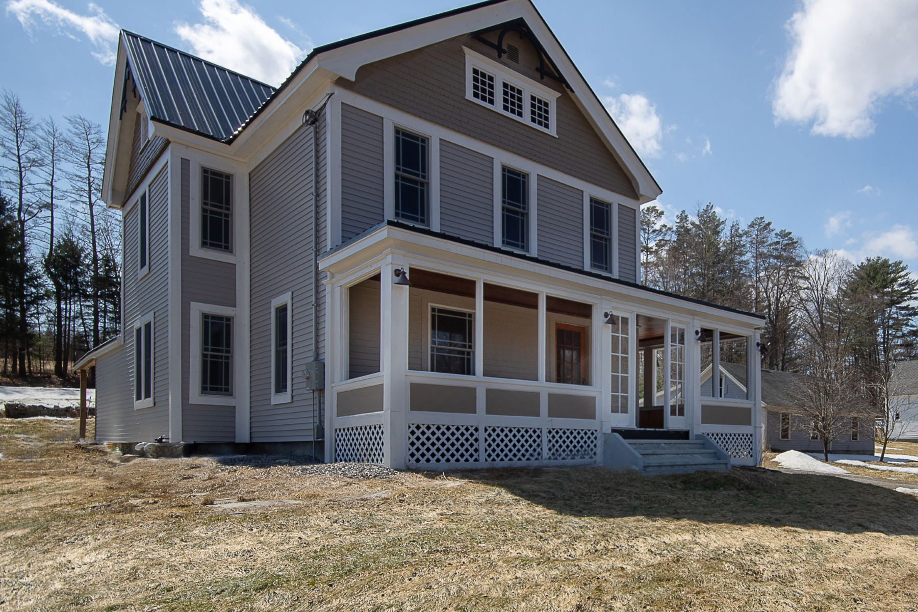 Single Family Home for Sale at Four Bedroom Victorian in Pike 1736 Mt. Moosilauke Hwy Haverhill, New Hampshire 03780 United States