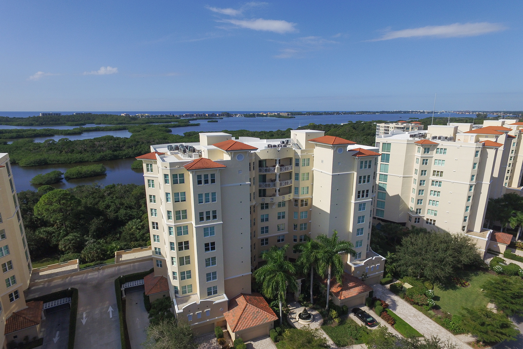 Condominiums for Sale at MERIDIAN AT THE OAKS PRESERVE 409 N Point Rd , 901 Osprey, Florida 34229 United States