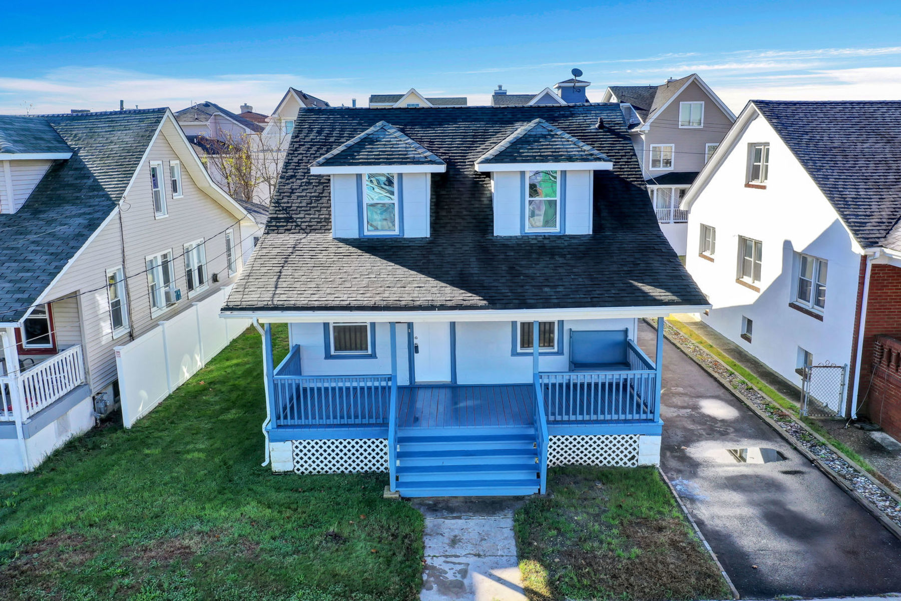 Single Family Home for Sale at Classic Shore Colonial 105 13th Ave, Belmar, New Jersey 07719 United States
