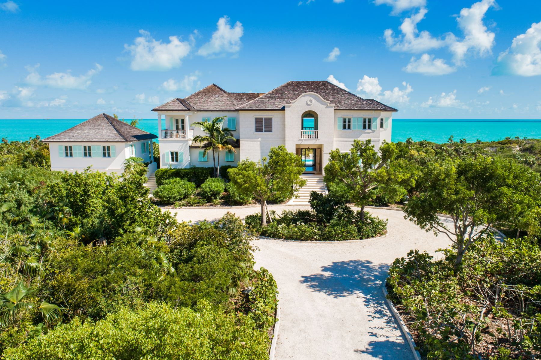 Casa Unifamiliar por un Venta en Long Bay House Long Bay House, Long Bay Beach Drive Long Bay, Providenciales TKCA 1ZZ Islas Turcas Y Caicos