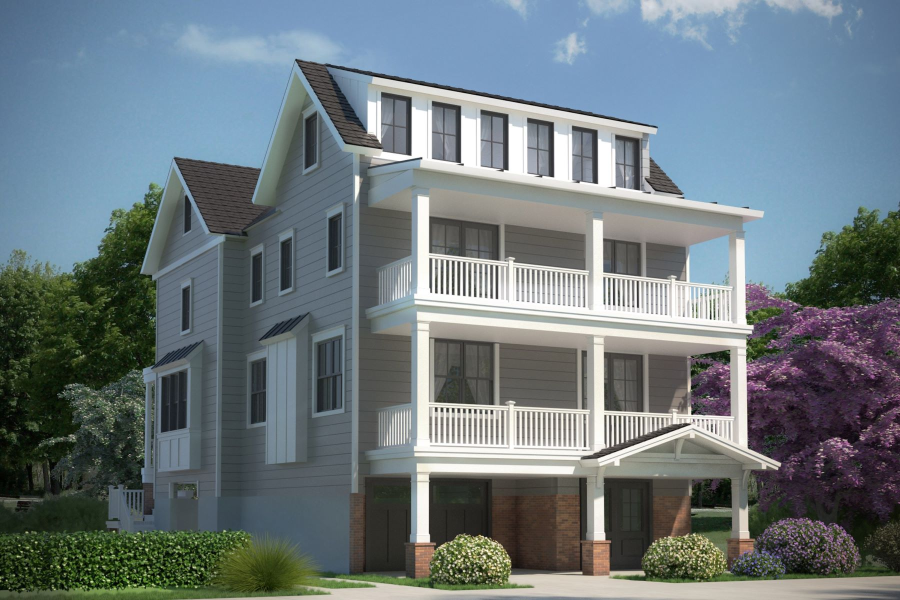 Single Family Homes for Sale at 21 N Douglas Ave Margate, New Jersey 08402 United States