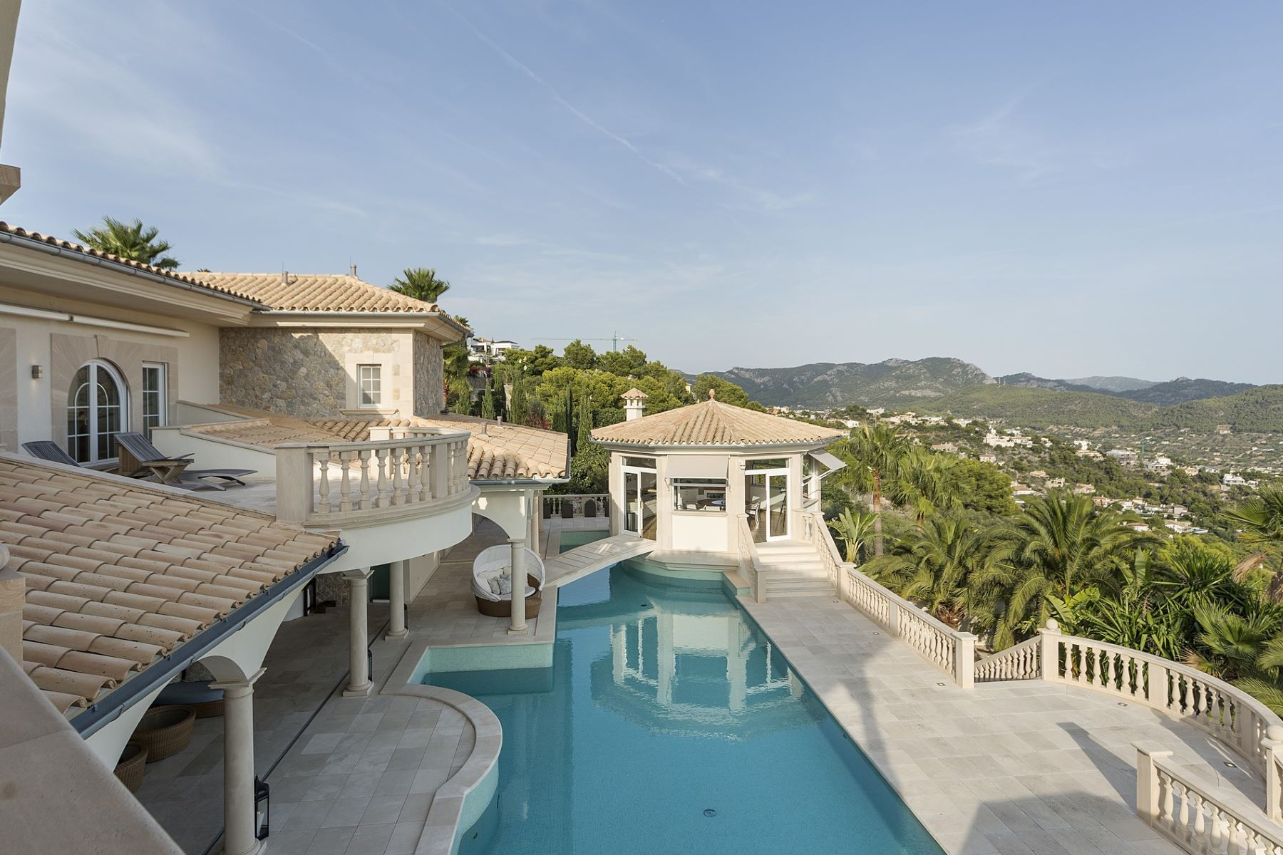 Single Family Home for Sale at Impressive mansion in a unique setting Other Balearic Islands, Balearic Islands, Spain