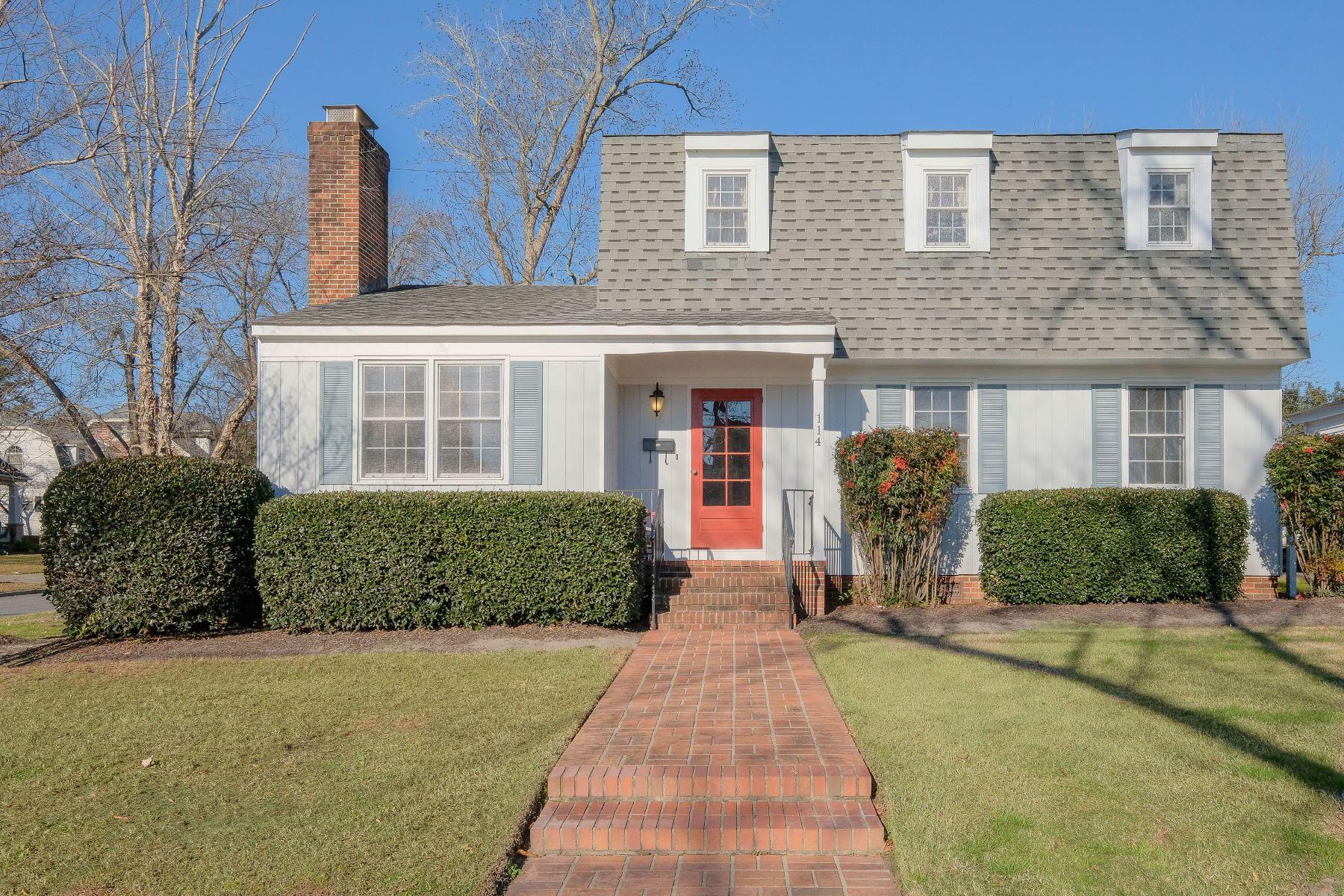 独户住宅 为 销售 在 Historic District Water View 114 Blount St, 登顿, 北卡罗来纳州, 27932 美国