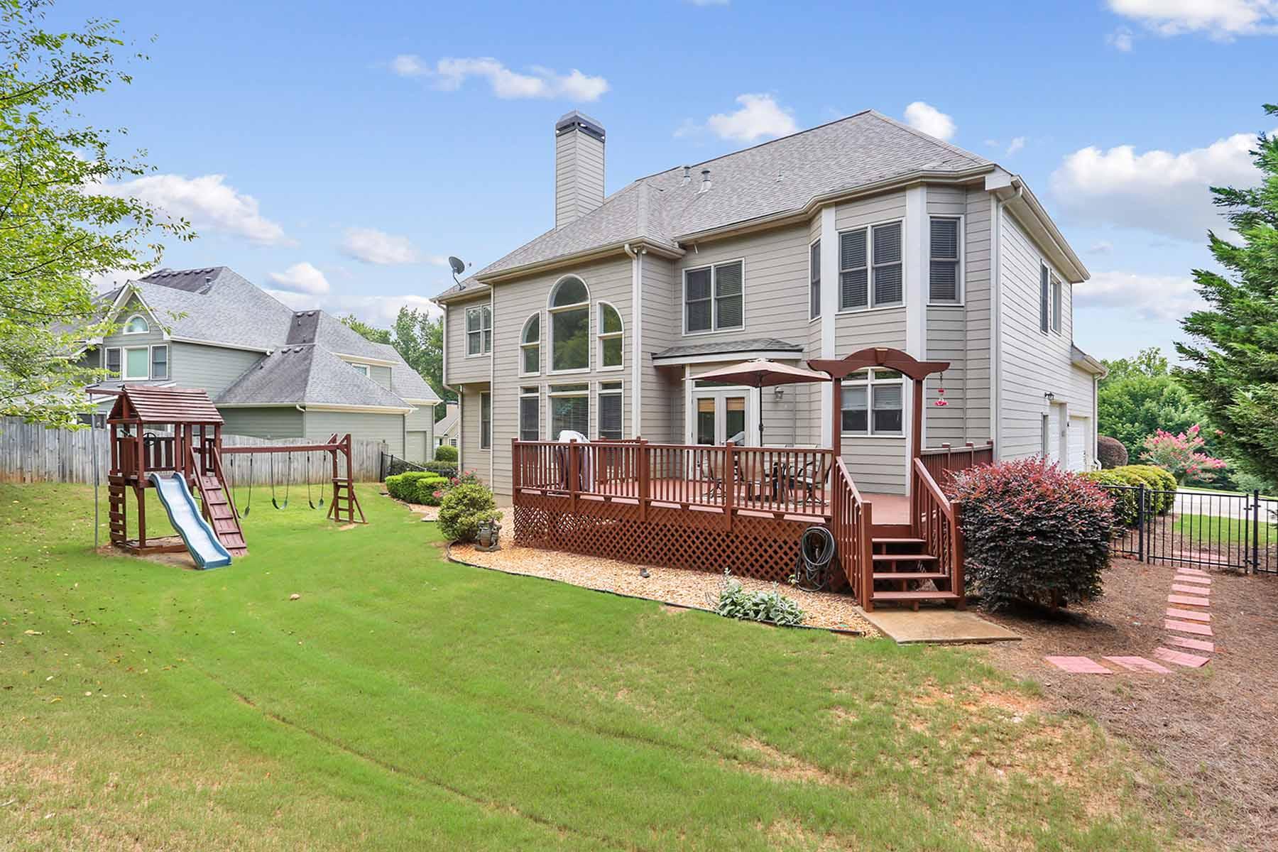 Additional photo for property listing at Beautiful Bridgemill Home 146 Gold Bridge Xing, Canton, Джорджия 30114 Соединенные Штаты