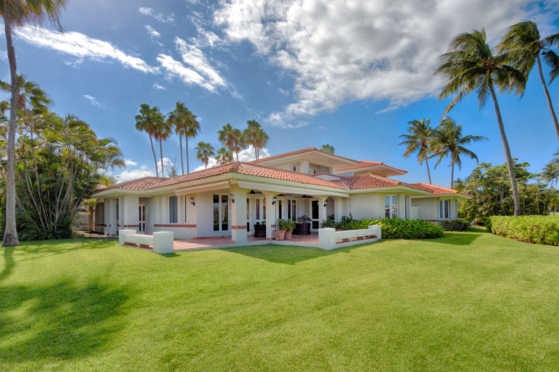 Apartment for Sale at Perfect Caribbean Home 100 The Greens Villas Drive, Villa 2 Dorado Beach, 00646 Puerto Rico
